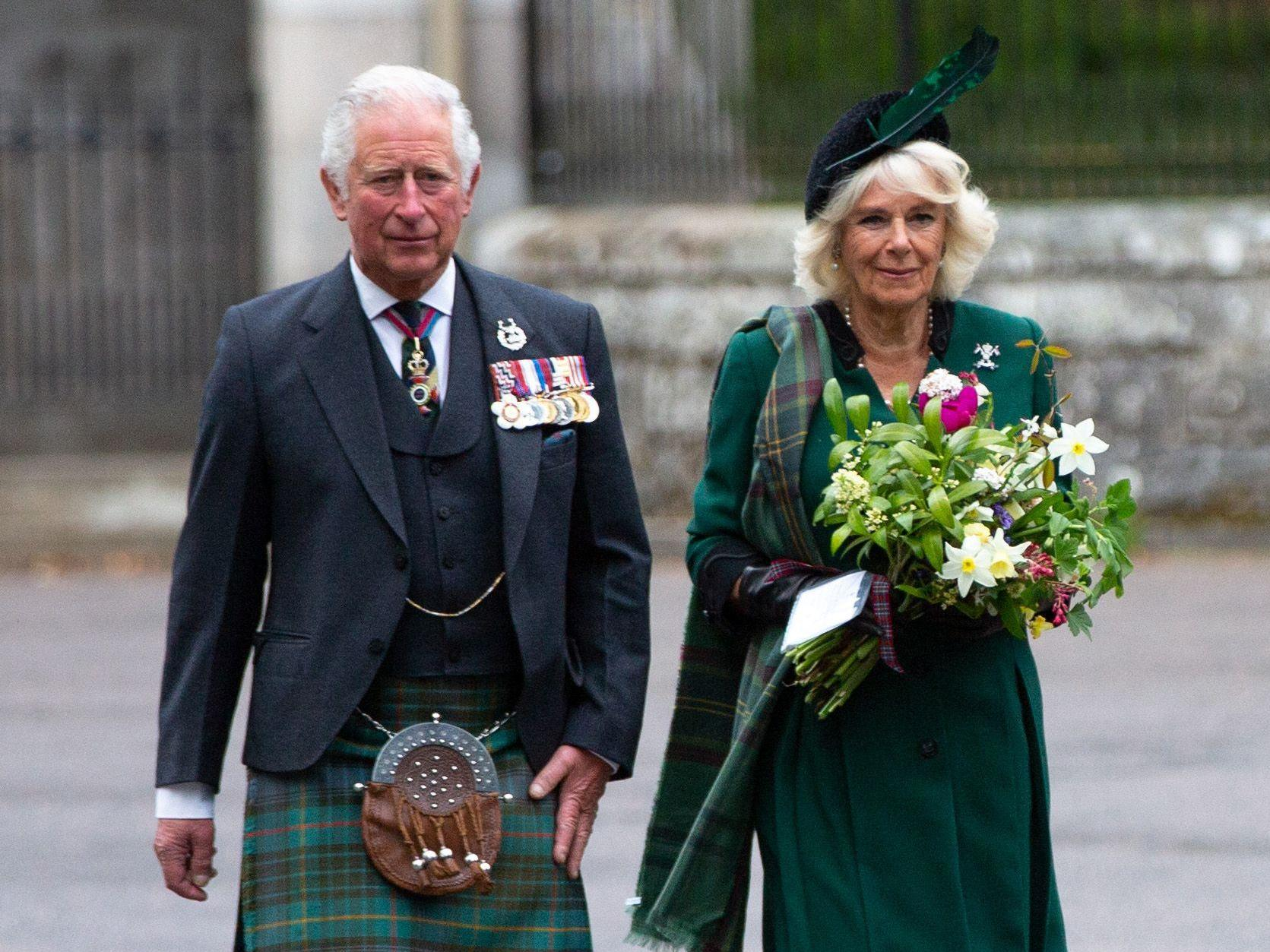 Prince Charles says it is 'hard to bear' the cancellation of Scotland's highland games over coronavirus