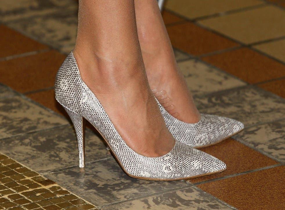 Kate Middleton usa medias con almohadillas adhesivas para que sea más fácil usar tacones