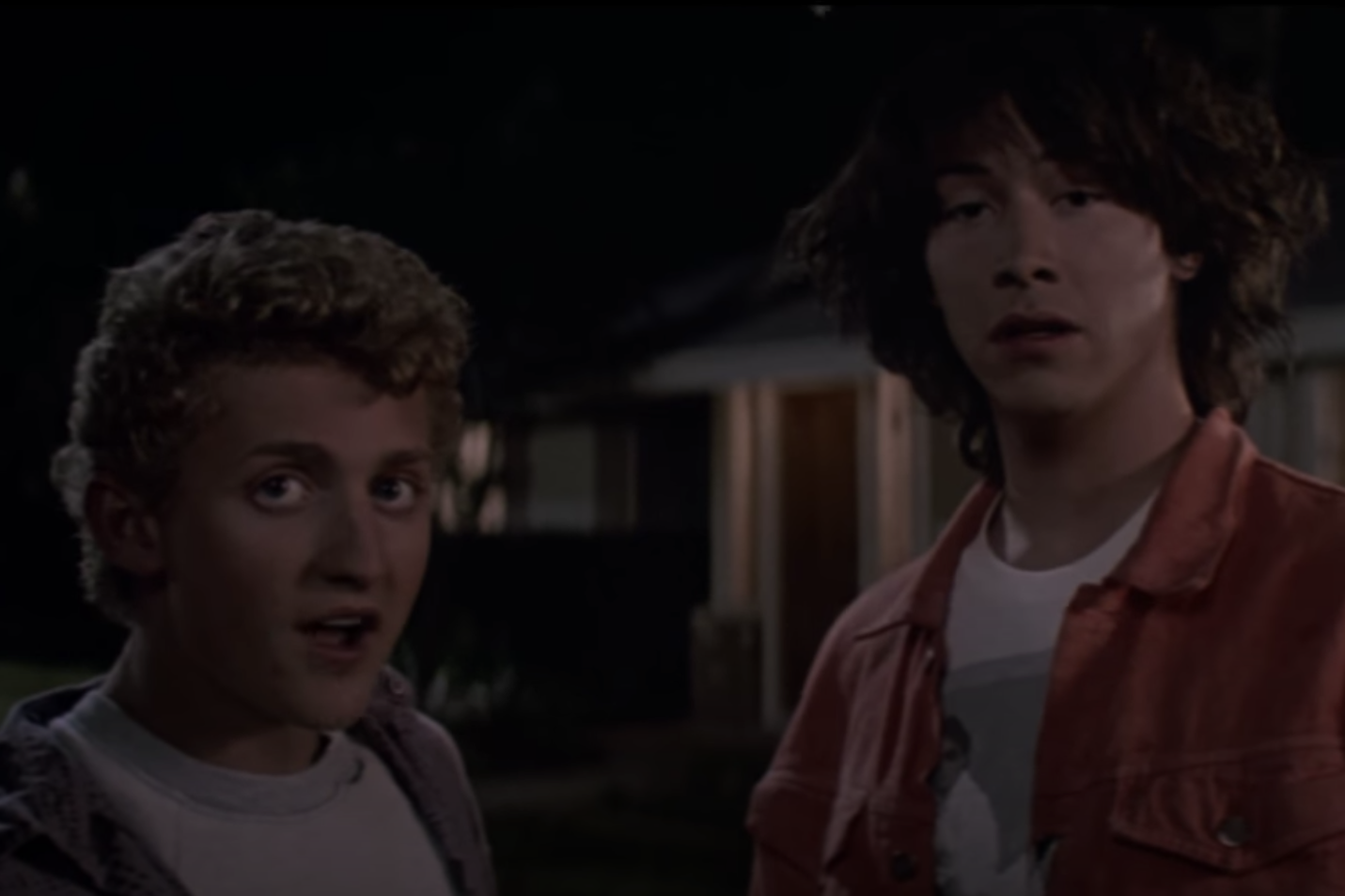 'Bill & Ted' co-writer disputes claim that sequel will be 'woke piece of trash' due to two female characters thumbnail