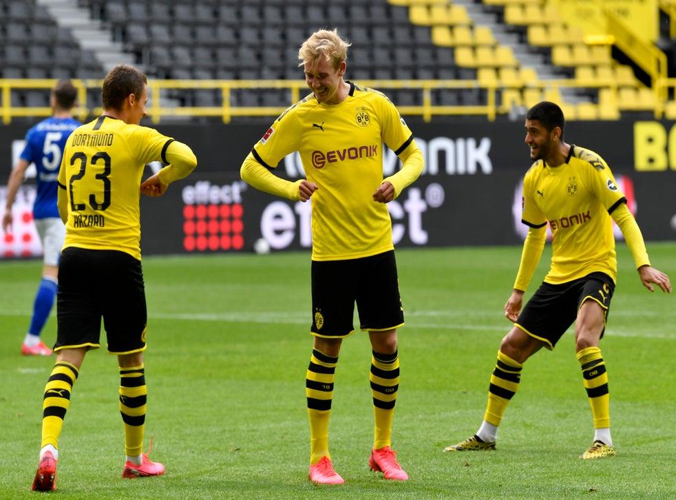Dortmund Wolfsburg Stream