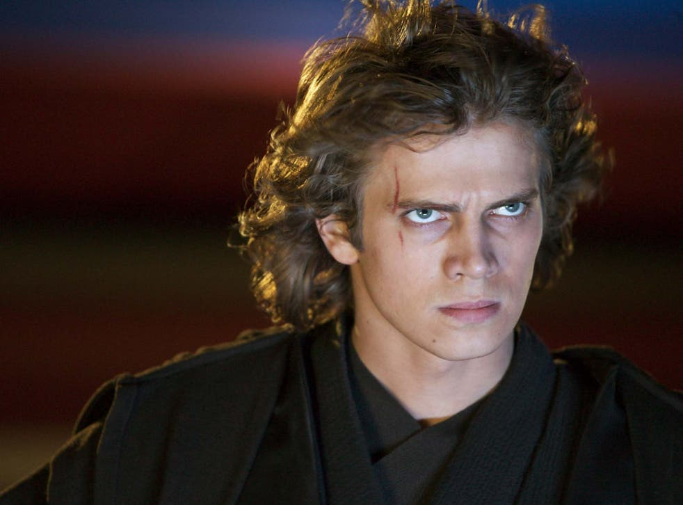 Hayden Christensen, who played Anakin, may have been saddled with some clunkers, but he could channel the character's wild confusion with flair