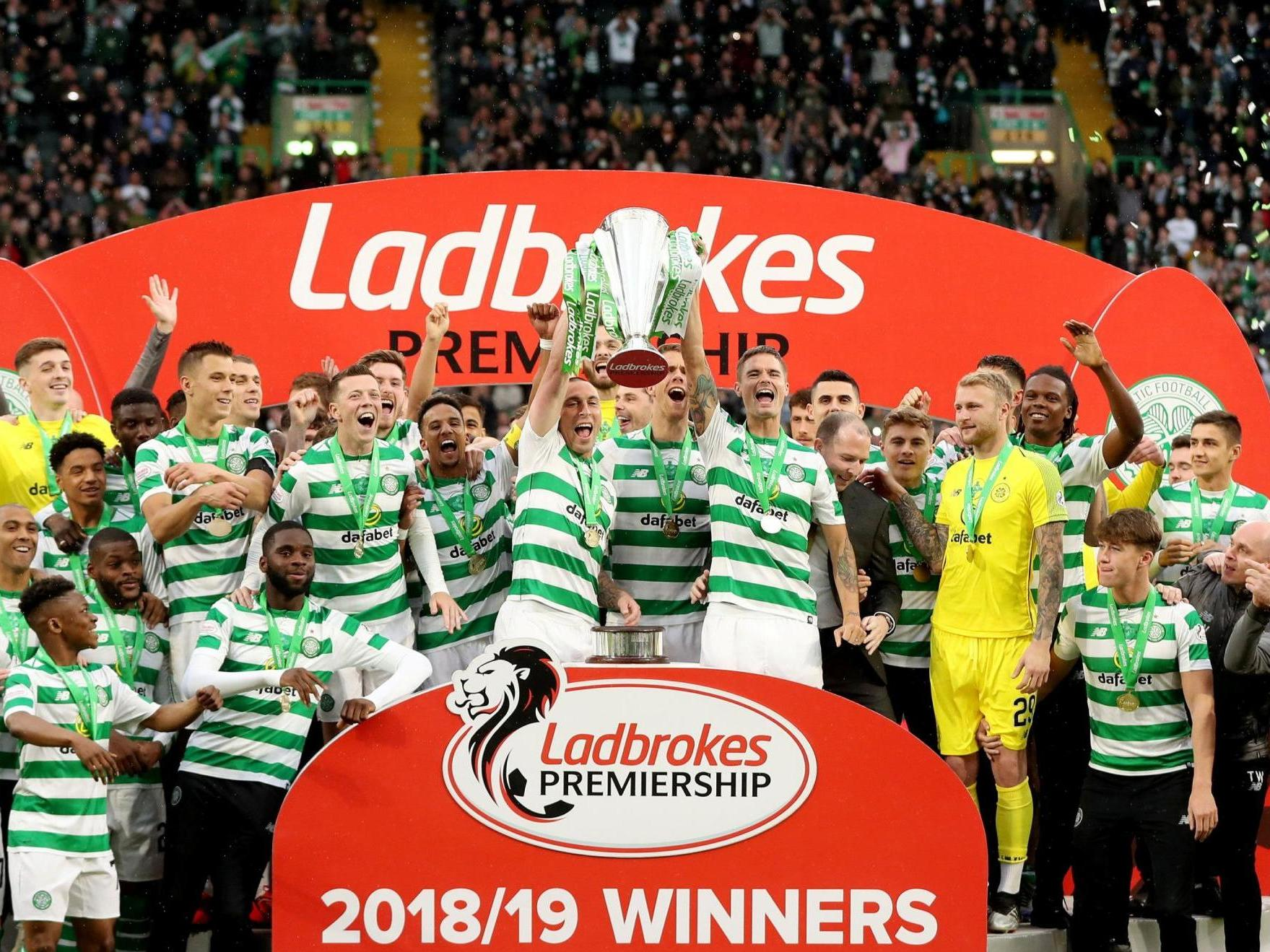 Celtic crowned Scottish champions after season ended with immediate effect