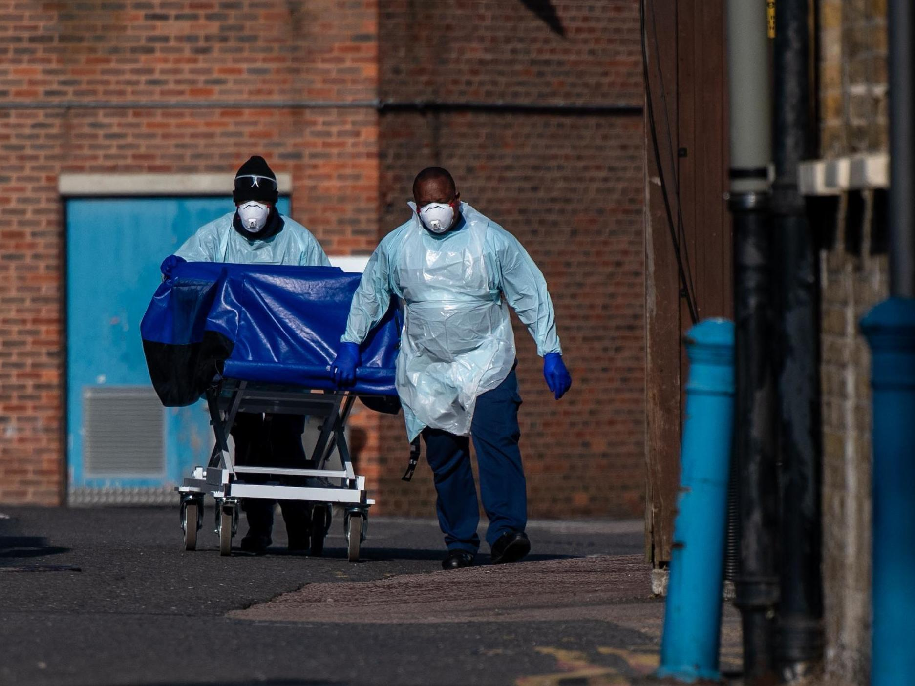 Coronavirus: UK death toll rises by 160 to 34,796 - The Independent