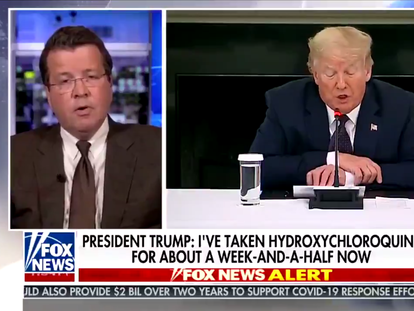 Donald Trump attacks Fox News for 'doing nothing to help' get him reelected thumbnail