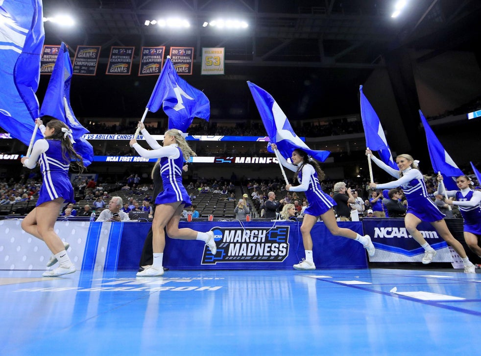 All four University of Kentucky cheerleading coaches fired