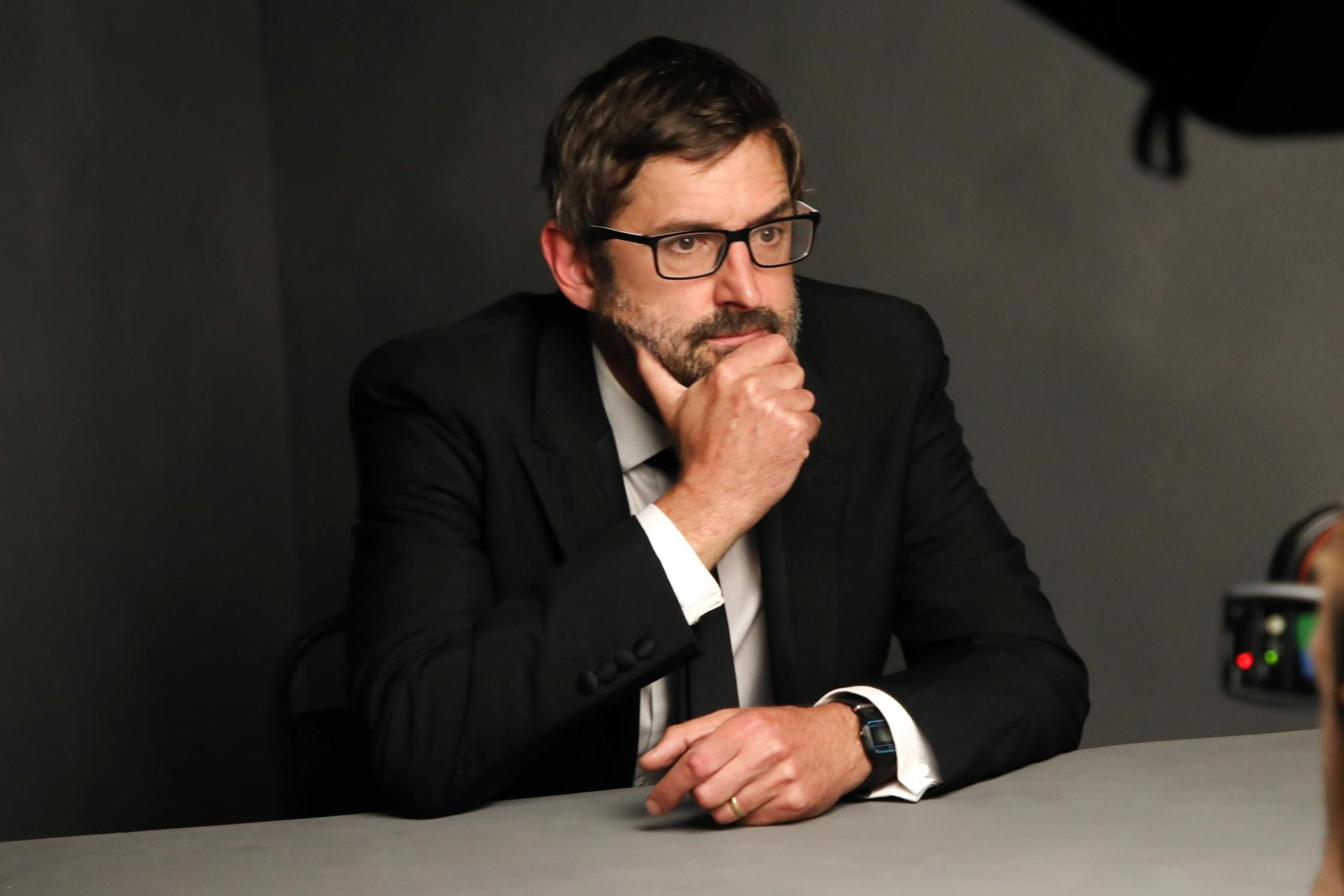 Why Louis Theroux's brand of tonic masculinity makes him an unlikely sex symbol