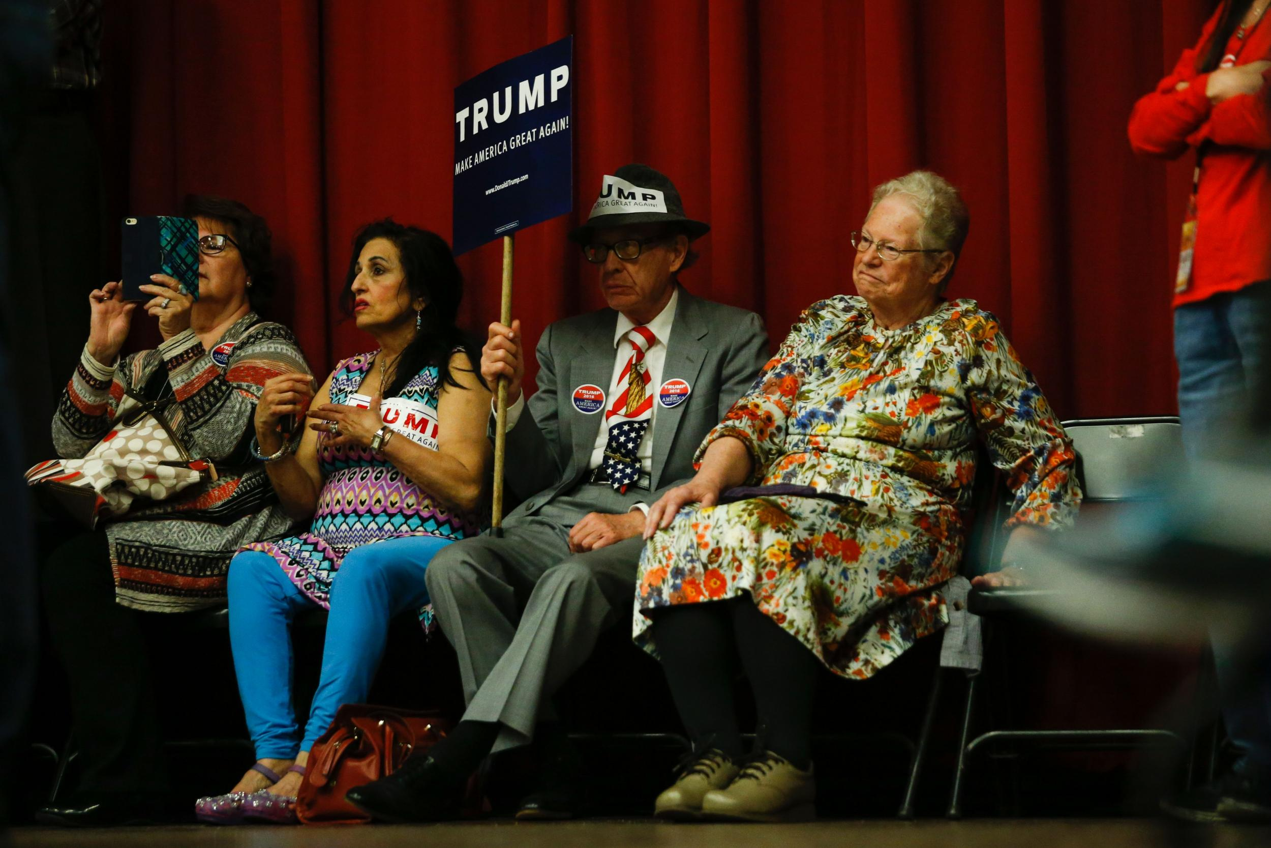 Is Donald Trump losing older voters in Florida – and with it the chance of reelection? thumbnail