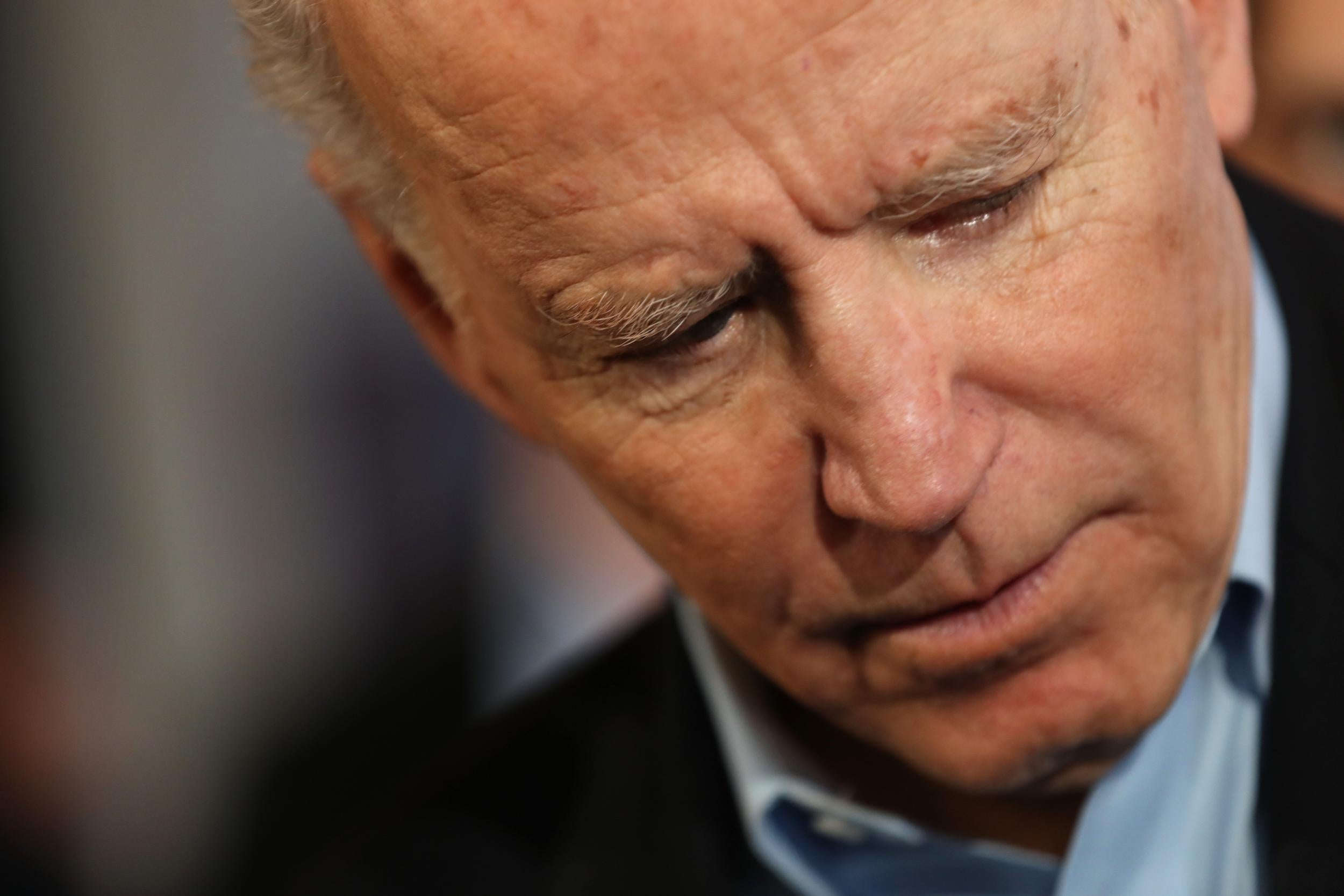 Biden walks back comment that African-Americans who don't vote for him 'ain't black' thumbnail