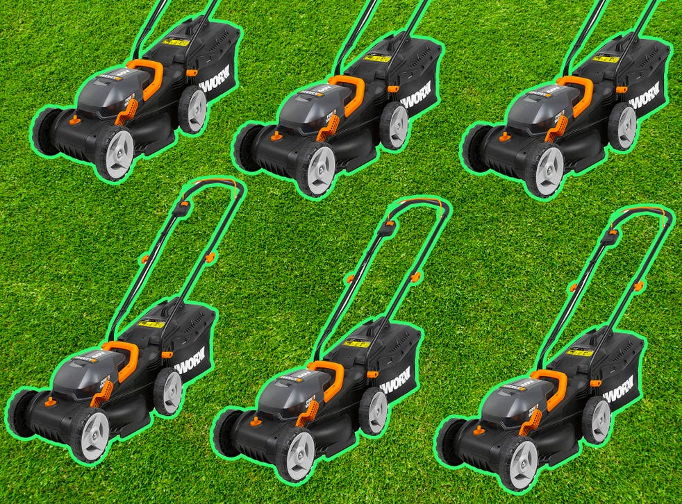 <p>The machine you need will primarily depend on the size of your lawn</p>