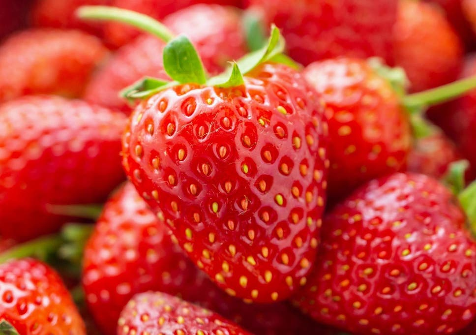 Add Strawberries to your diet