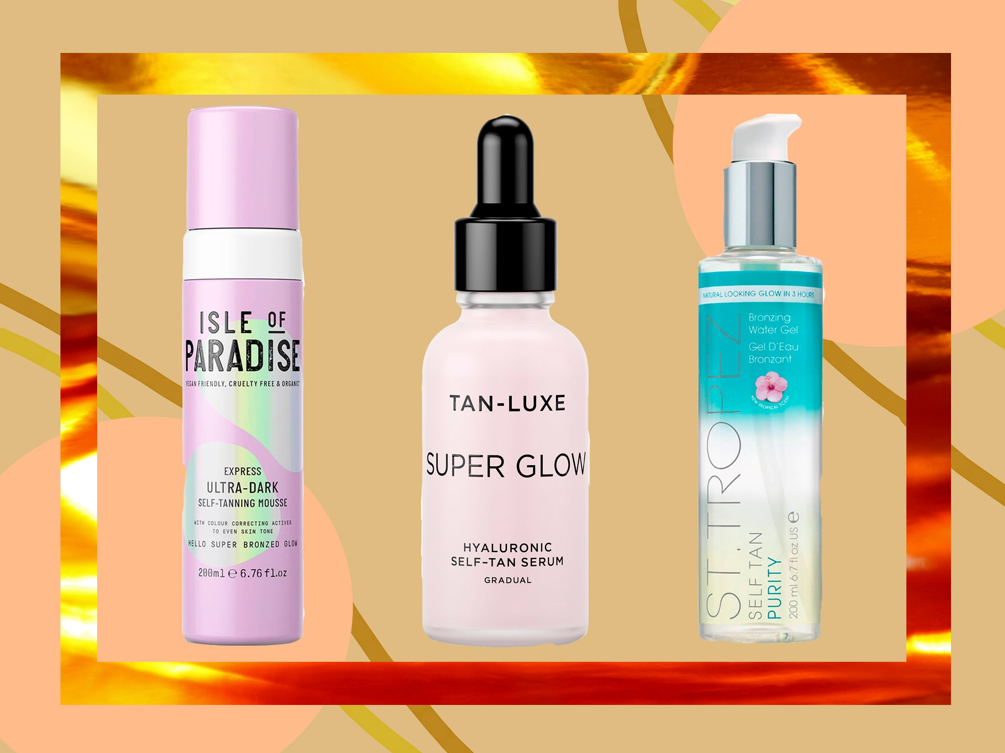Fake tan buying guide: From gel to mousse, this is how to choose the right product for your skin type