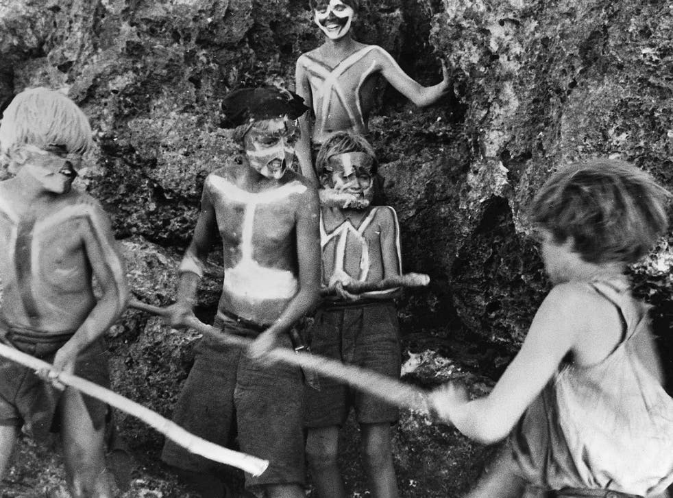 In 1965, six boys from Tonga in Polynesia were shipwrecked on a tiny island for over a year just like the characters in Lord of the Flies