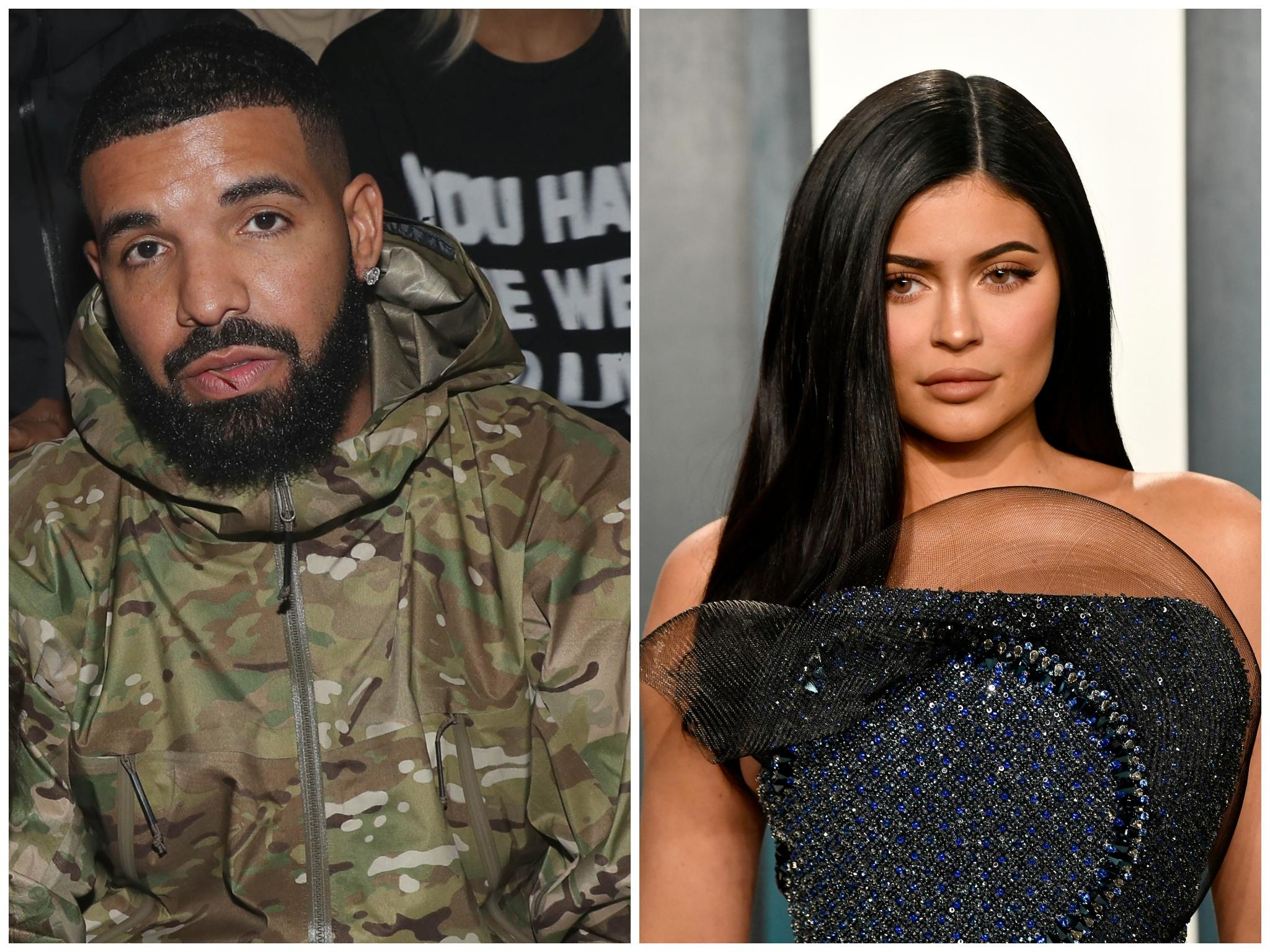 Drake apologies after leaked song calls Kylie Jenner a 'side piece'