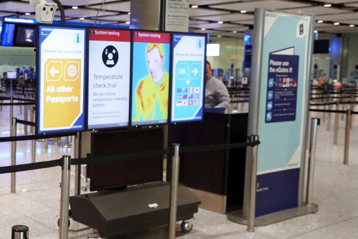 Quarantine: UK travel plan could be 'three week wonder', Patel and Shapps say