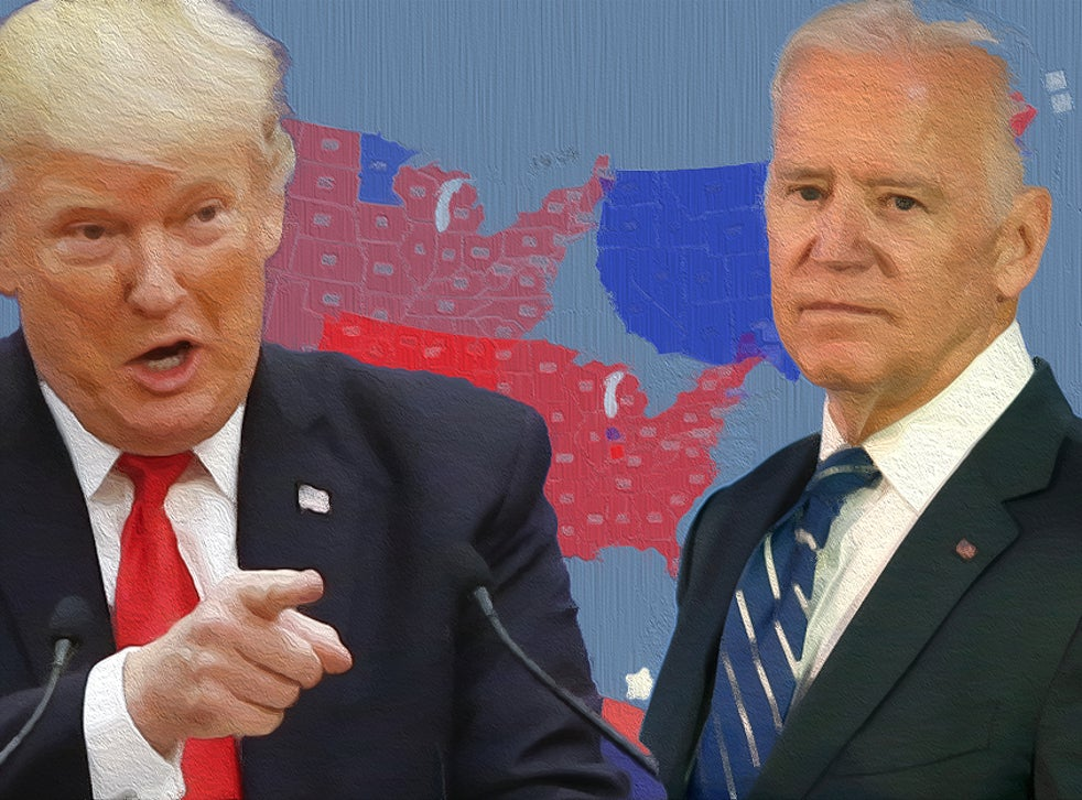 Wipeout: What would it take for Trump to suffer historic landslide defeat  in 2020?   The Independent   The Independent