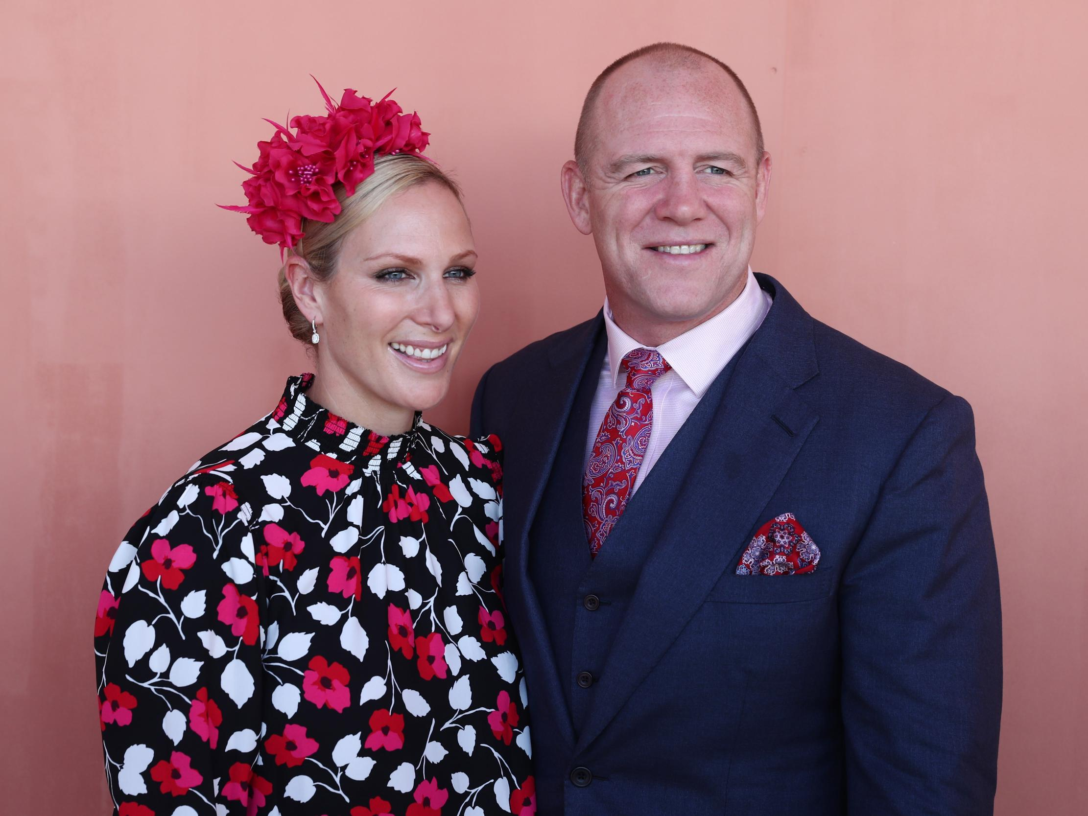 Mike Tindall says homeschooling is 'frustrating' and hopes daughter will return to school in June