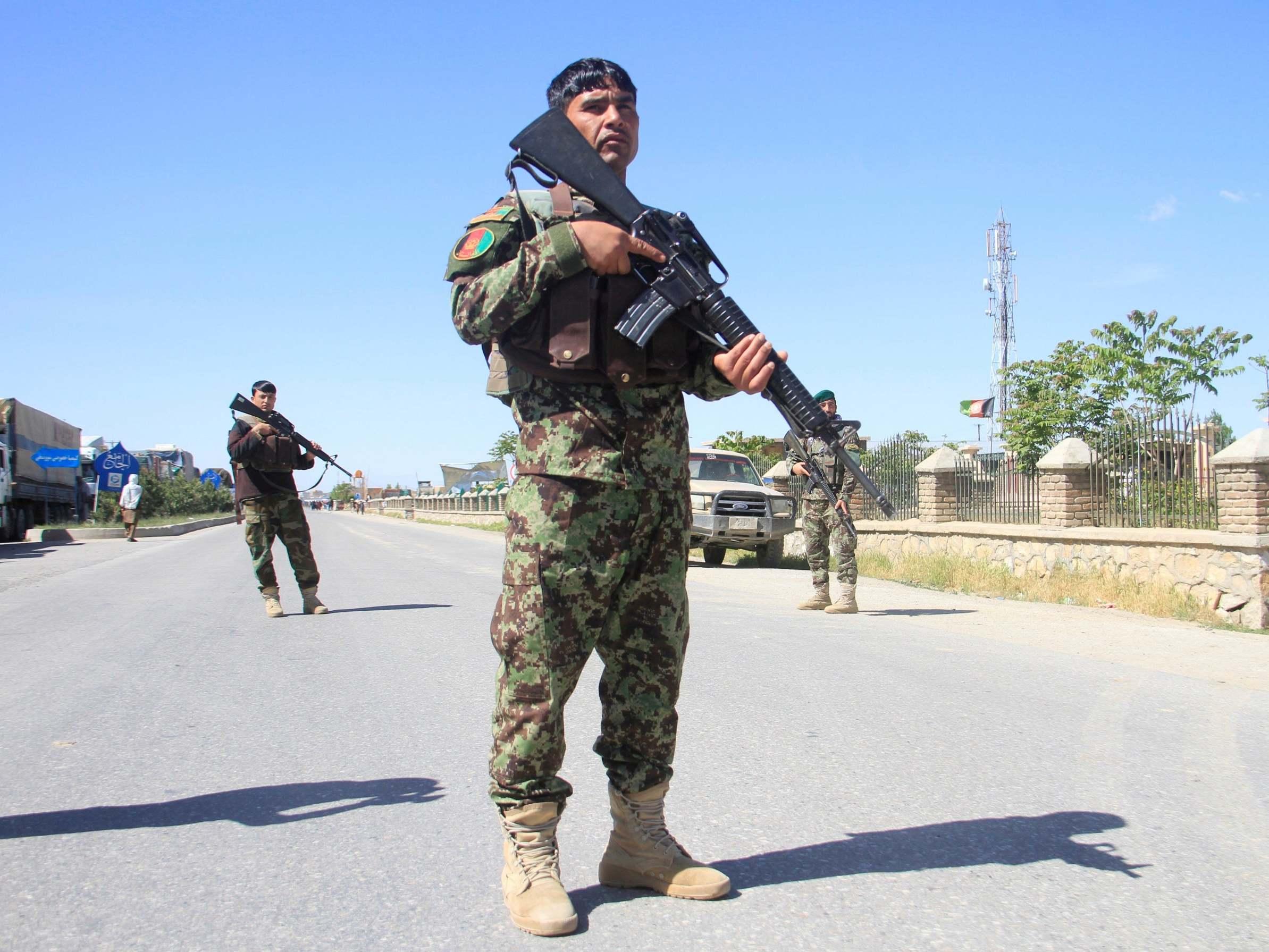 Taliban declares three-day Eid ceasefire in Afghanistan thumbnail
