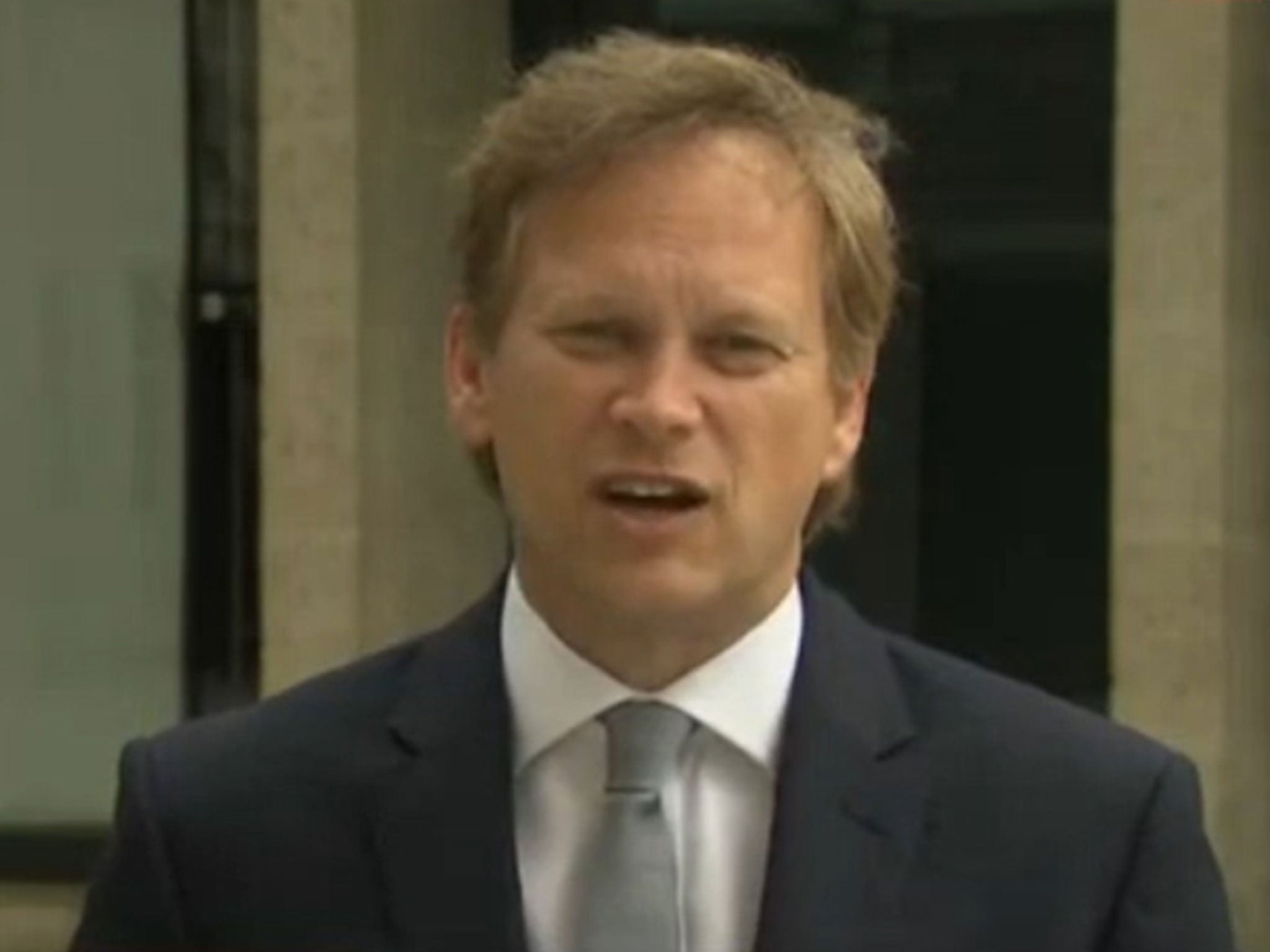 Grant Shapps dodges question on whether PM knew about Dominic Cummings' lockdown trip to Durham