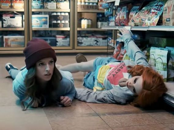 Anna Kendrick found 'new appreciation for people who own sex dolls' while filming Dummy