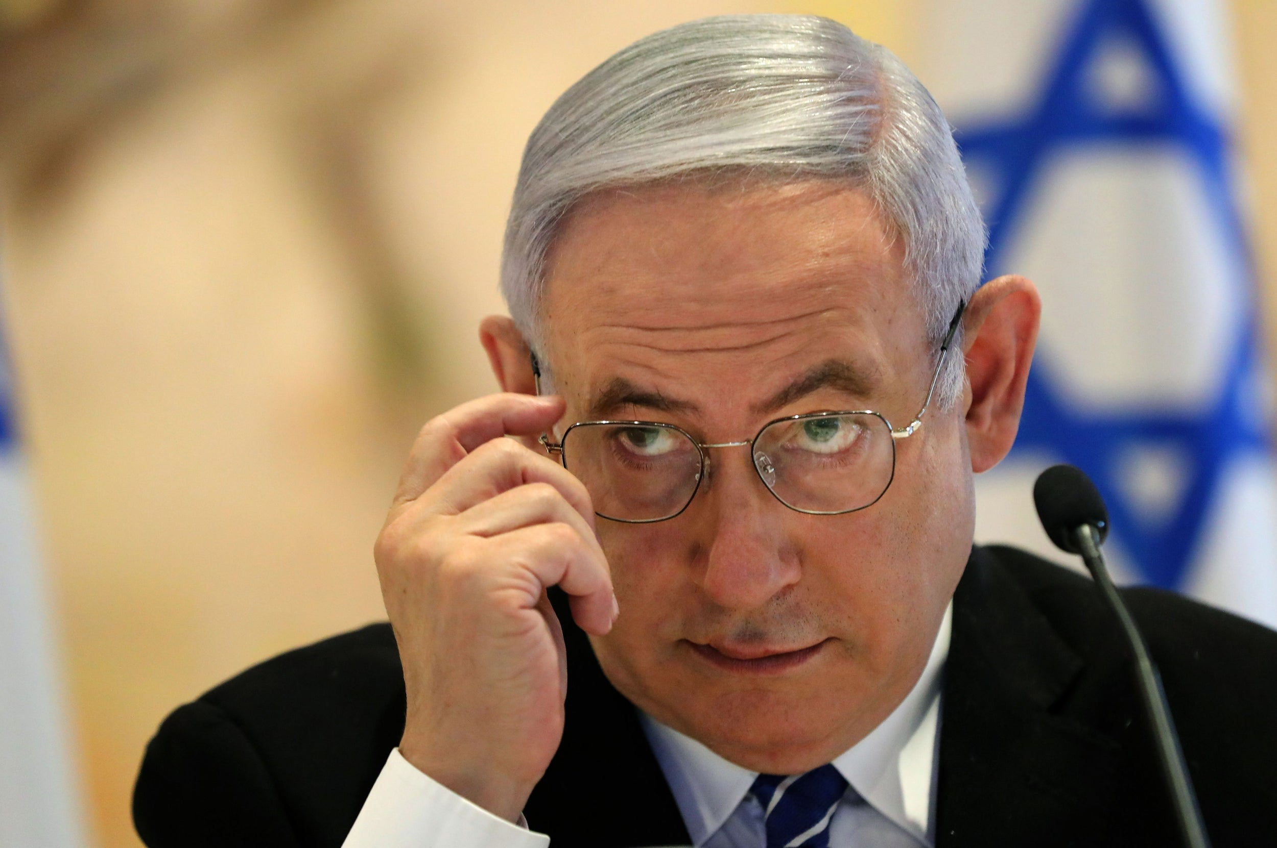 Netanyahu to appear at Jerusalem court on corruption charges as first sitting Israeli premier on trial