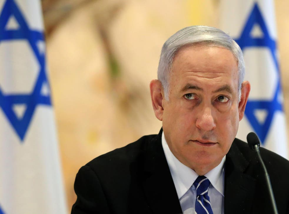 Benjamin Netanyahu has called the Israeli government's plans 'another glorious chapter in the history of Zionism'