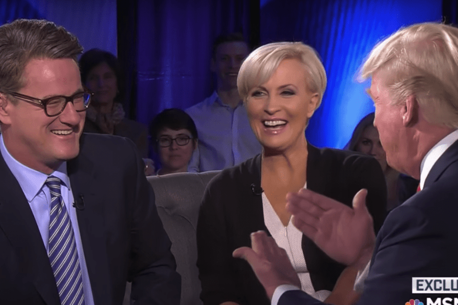Trump accuses TV presenter of murder as coronavirus deaths near 100,000 thumbnail