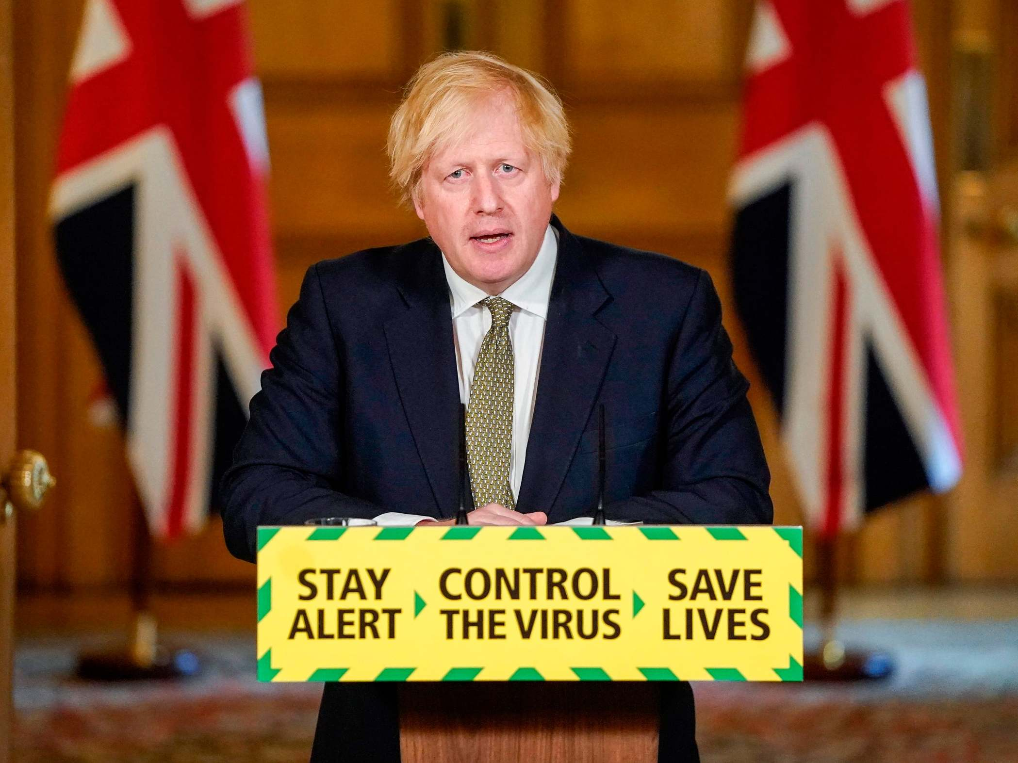 Boris Johnson announces schools will reopen on 1 June as UK enters phase two of lockdown exit