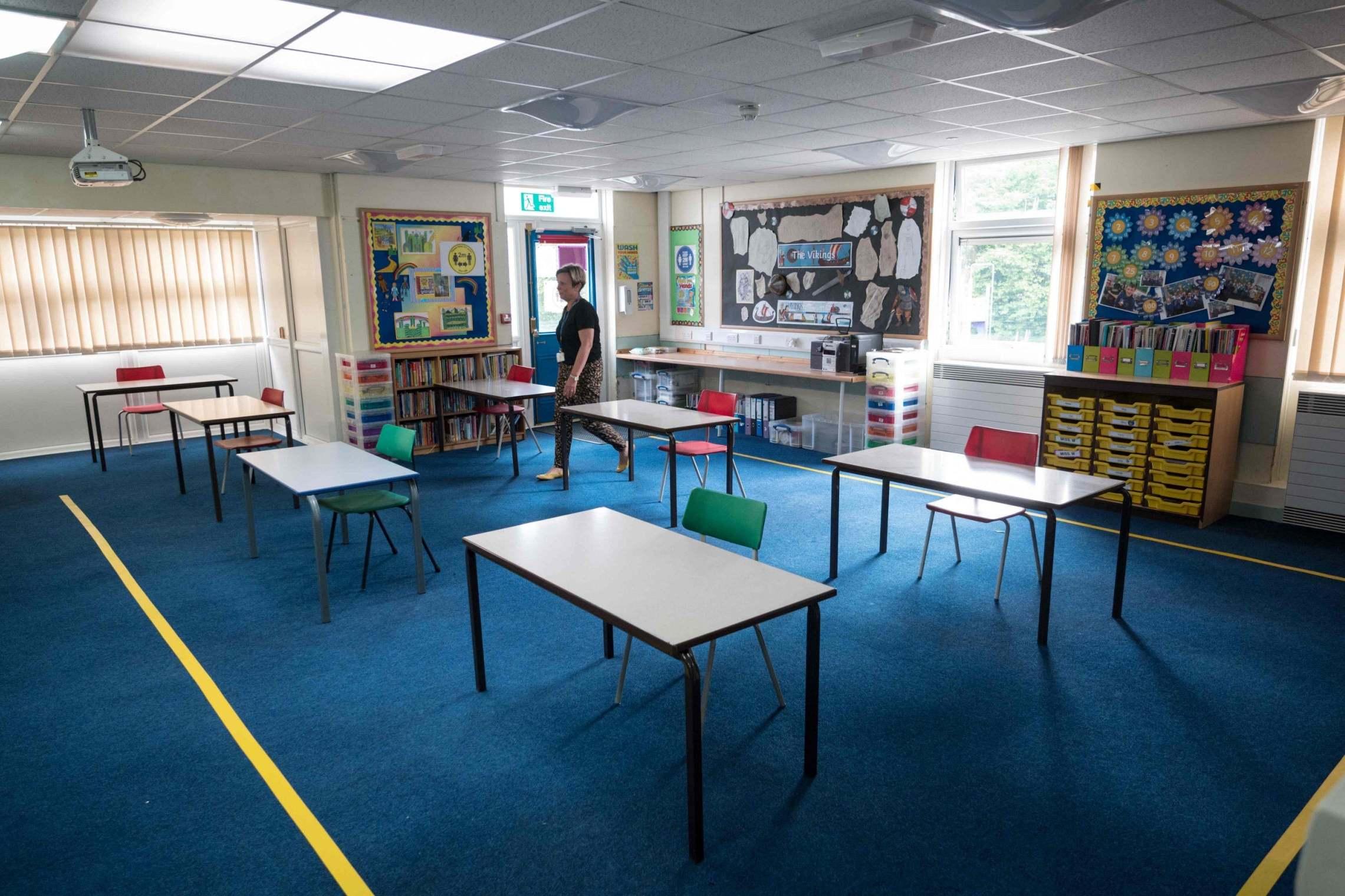 Coronavirus: Education staff fear return to school, survey finds thumbnail