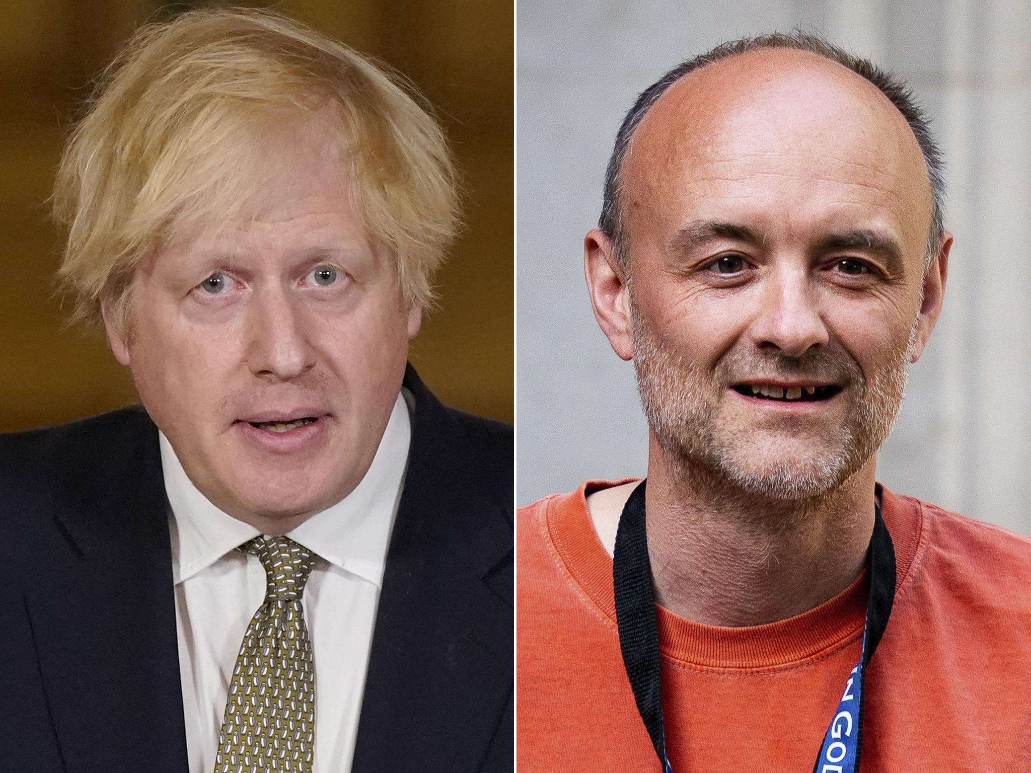 Dominic Cummings: How many Tory MPs have now called on Boris Johnson to sack top aide?