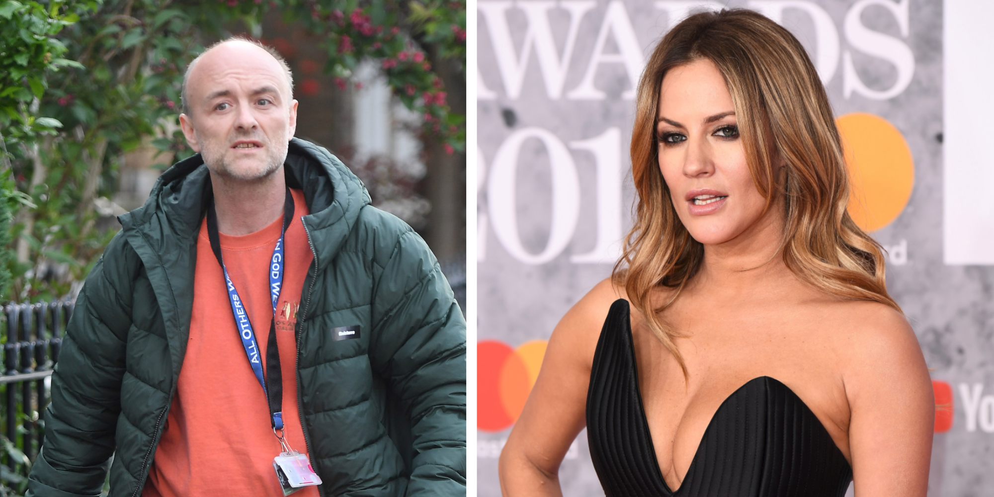 Here's why people are wrong to compare Dominic Cummings and Caroline Flack