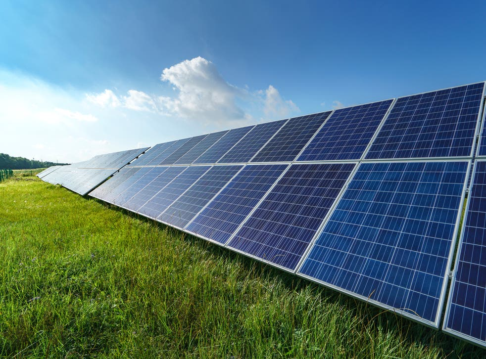 The development on the north Kent coast will consist of 880,000 solar panels if built