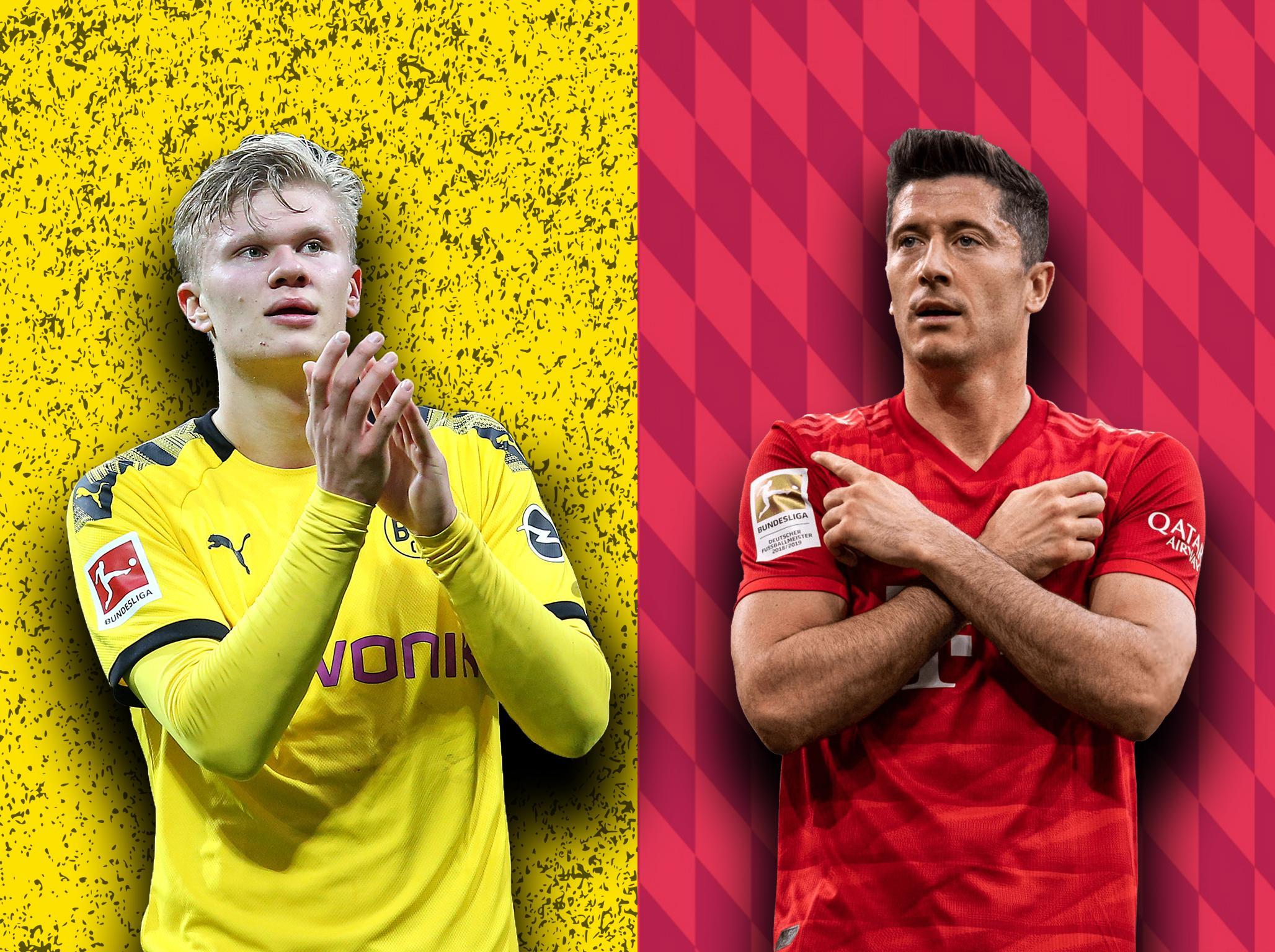 Dortmund desperate to rewrite history against Bayern in Bundesliga's biggest match