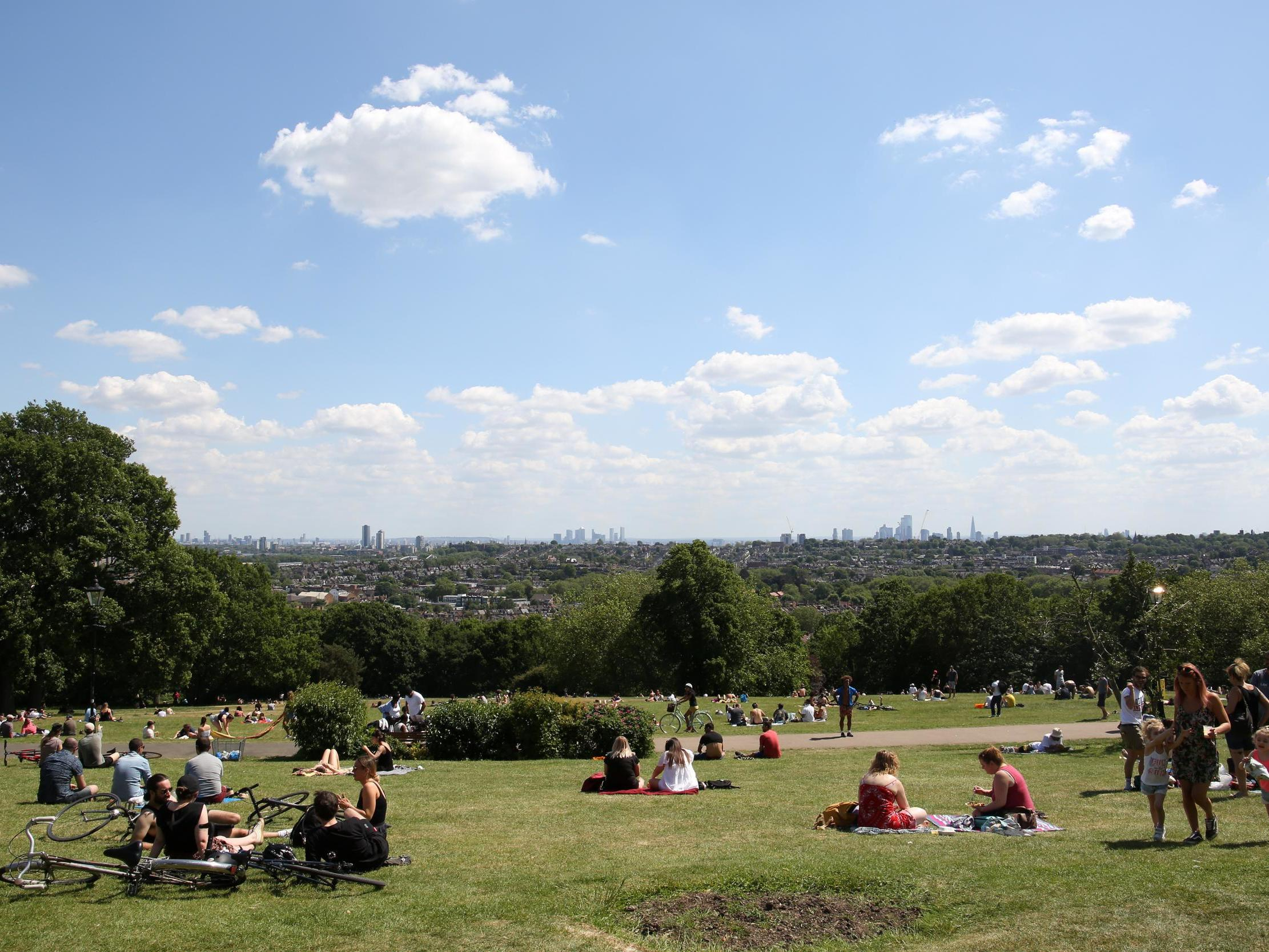 UK weather: Prolonged dry, hot spell could lead to driest May since 1896