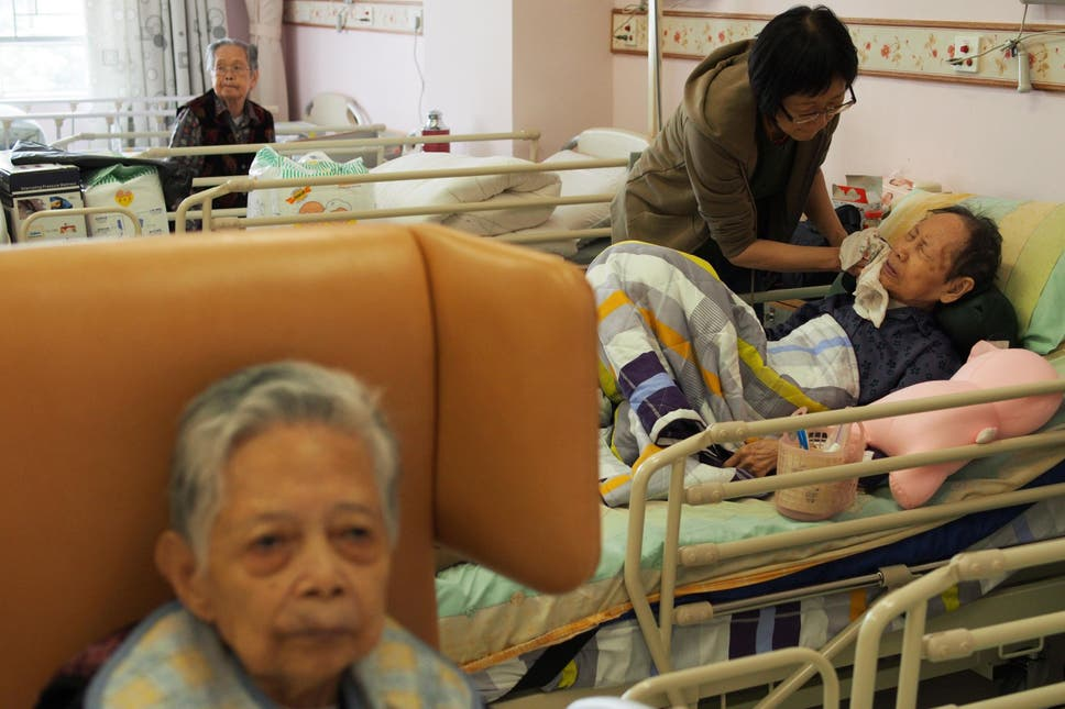 Hong Kong has not recorded a single infection in care homes ( AFP )