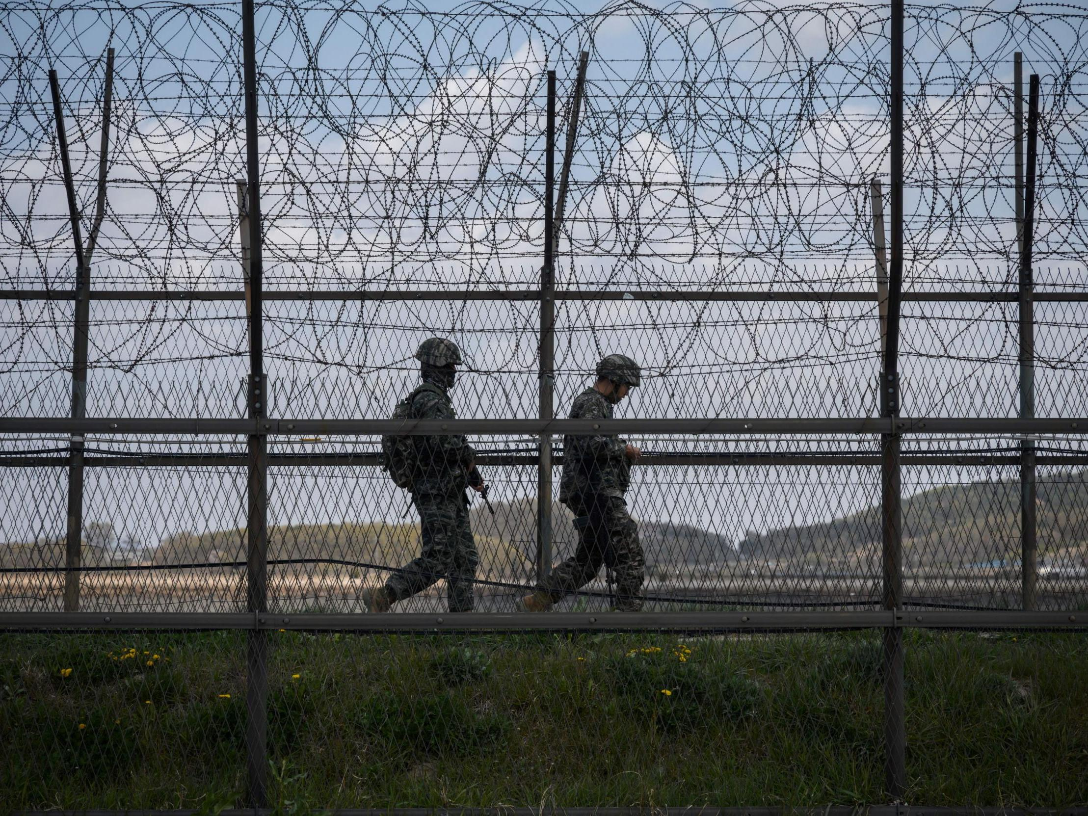 North and South Korea both violated armistice in exchange of fire at DMZ, says UN probe