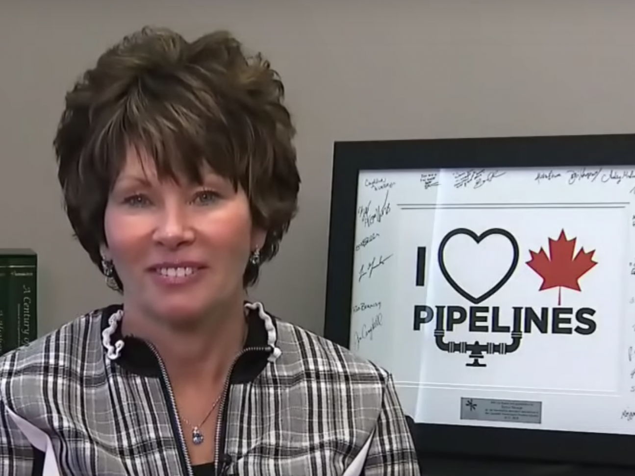 Canadian politician says now is 'great time' to build oil pipelines because lockdown prevents protests