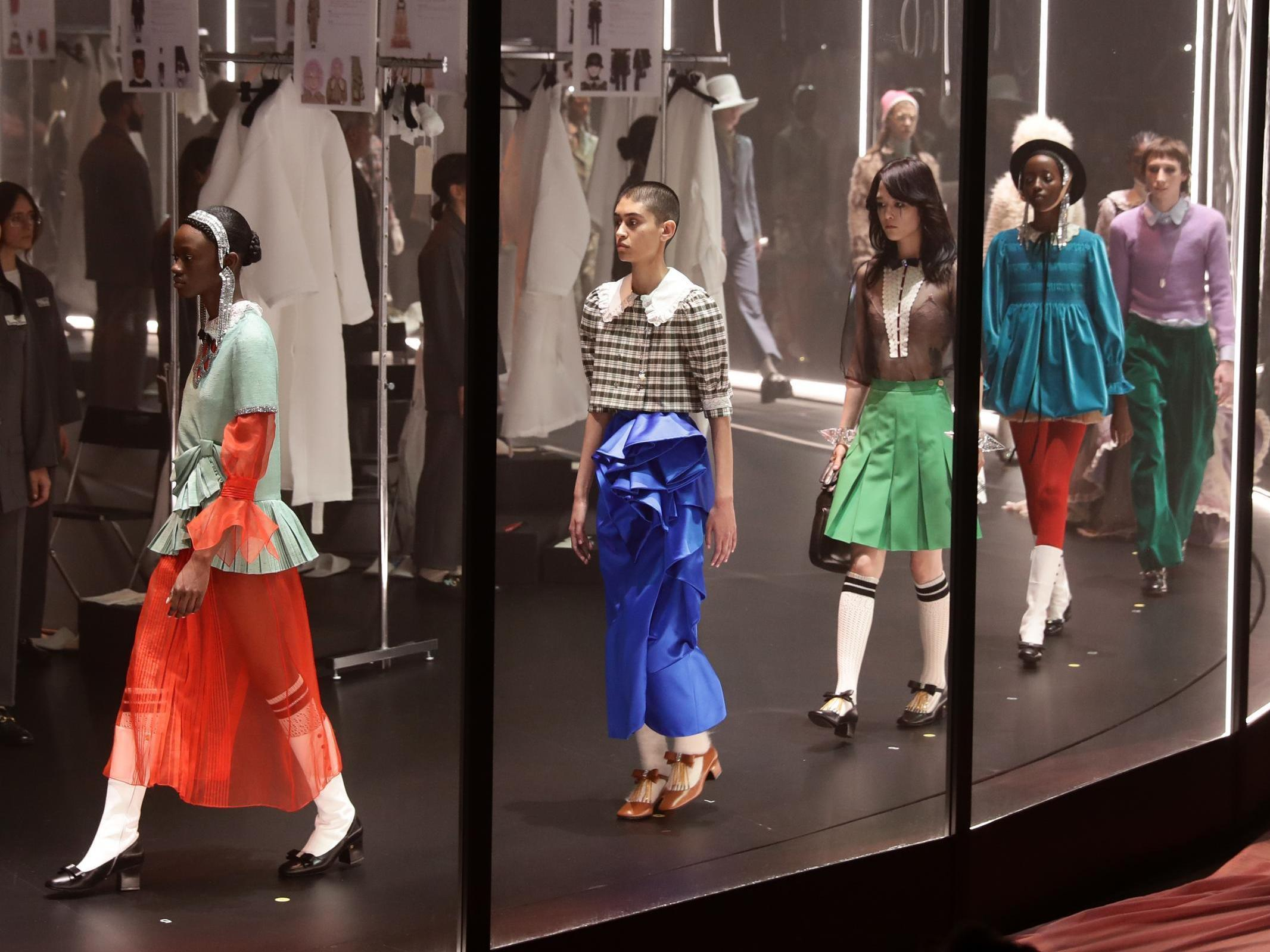 Gucci quits fashion week and criticises 'worn-out ritual' of seasonal shows