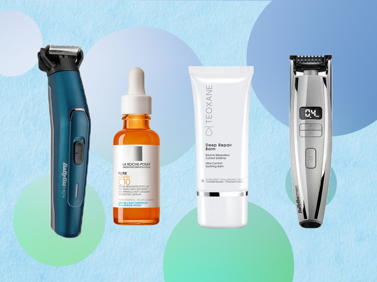 Men S Grooming Guide From Clippers To Moisturisers Everything You Need The Independent