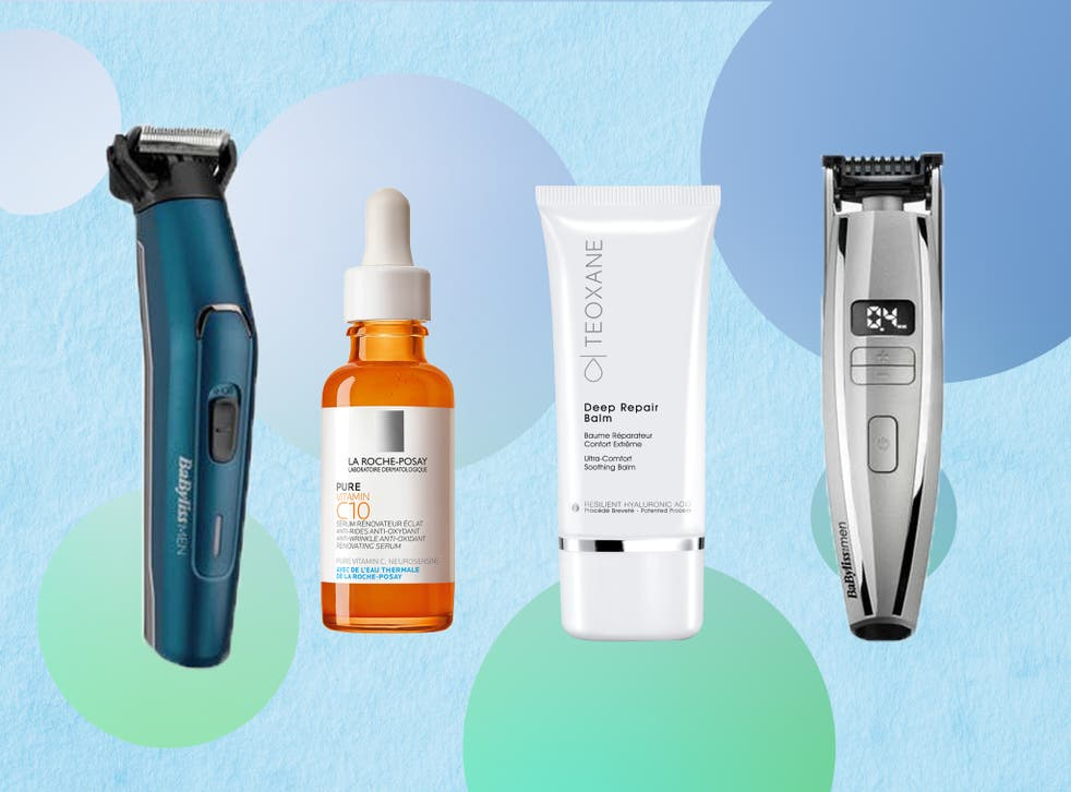 This is your go-to guide of the essential products you need to keep on top of your grooming routine at home