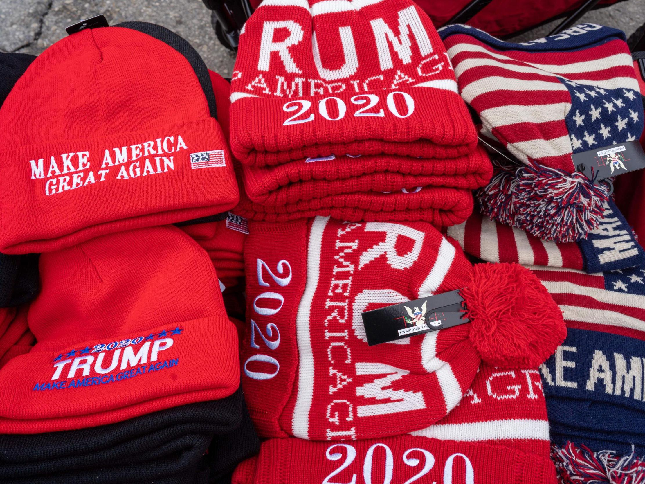 'How disgusting': RNC under fire for monetising Memorial Day with Trump merchandise sale