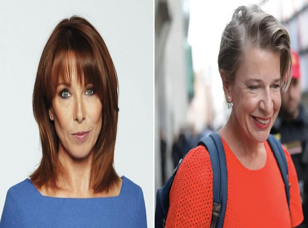 Kay Burley had the most hilarious response when Katie