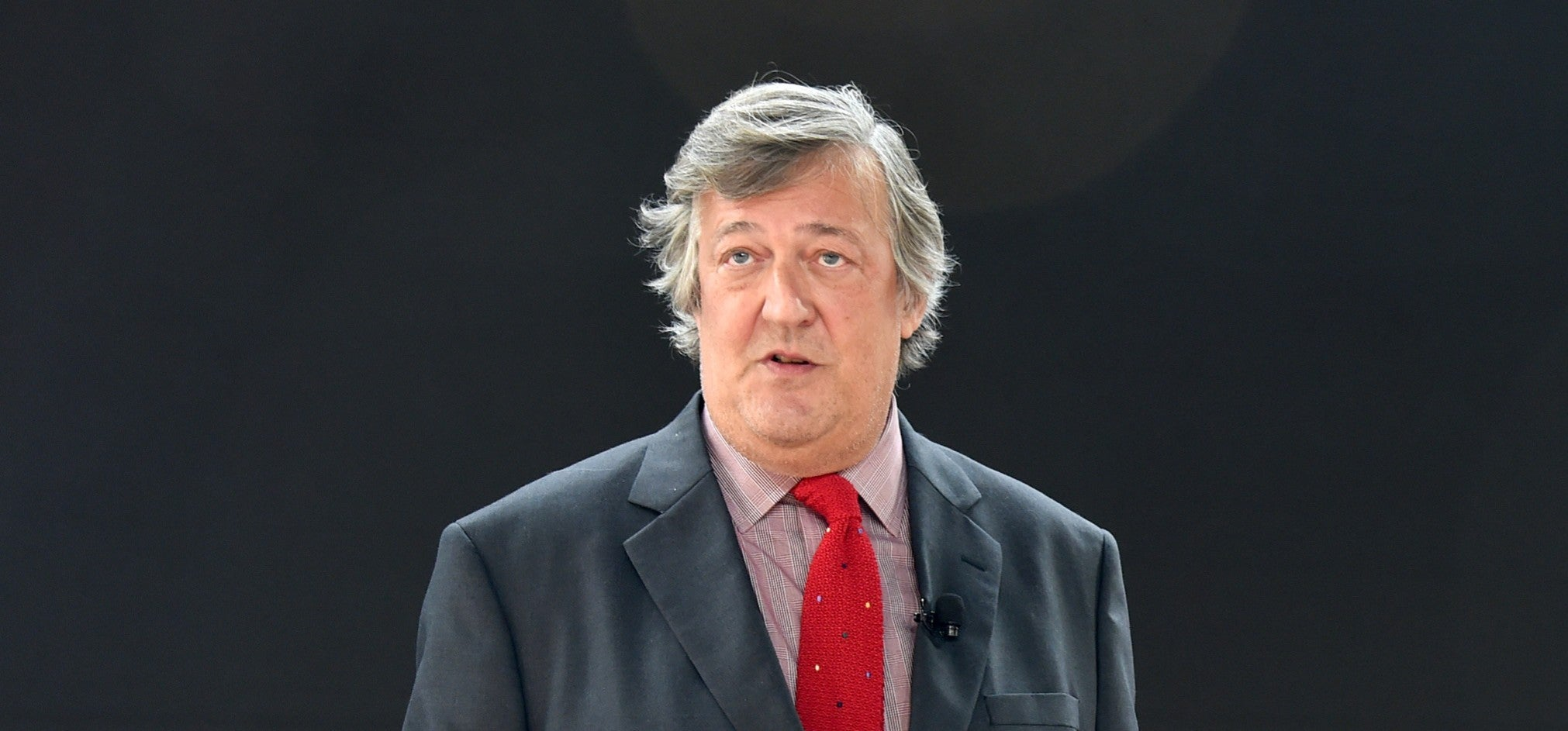 Stephen Fry opens up about the 'terrible' moment doctors told him he might die
