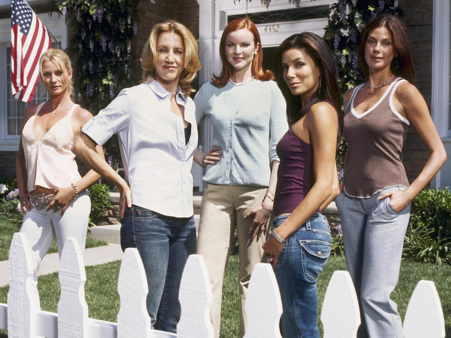 Suburban housewife blues: How Desperate Housewives blazed a trail for Big Little Lies and Little Fires Everywhere thumbnail