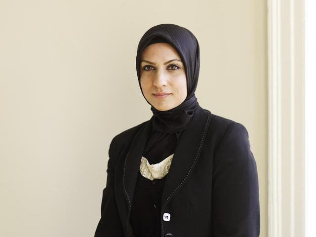 Raffia Arshad, 40, was appointed a deputy district judge on the Midlands circuit last week after a 17-year career in law
