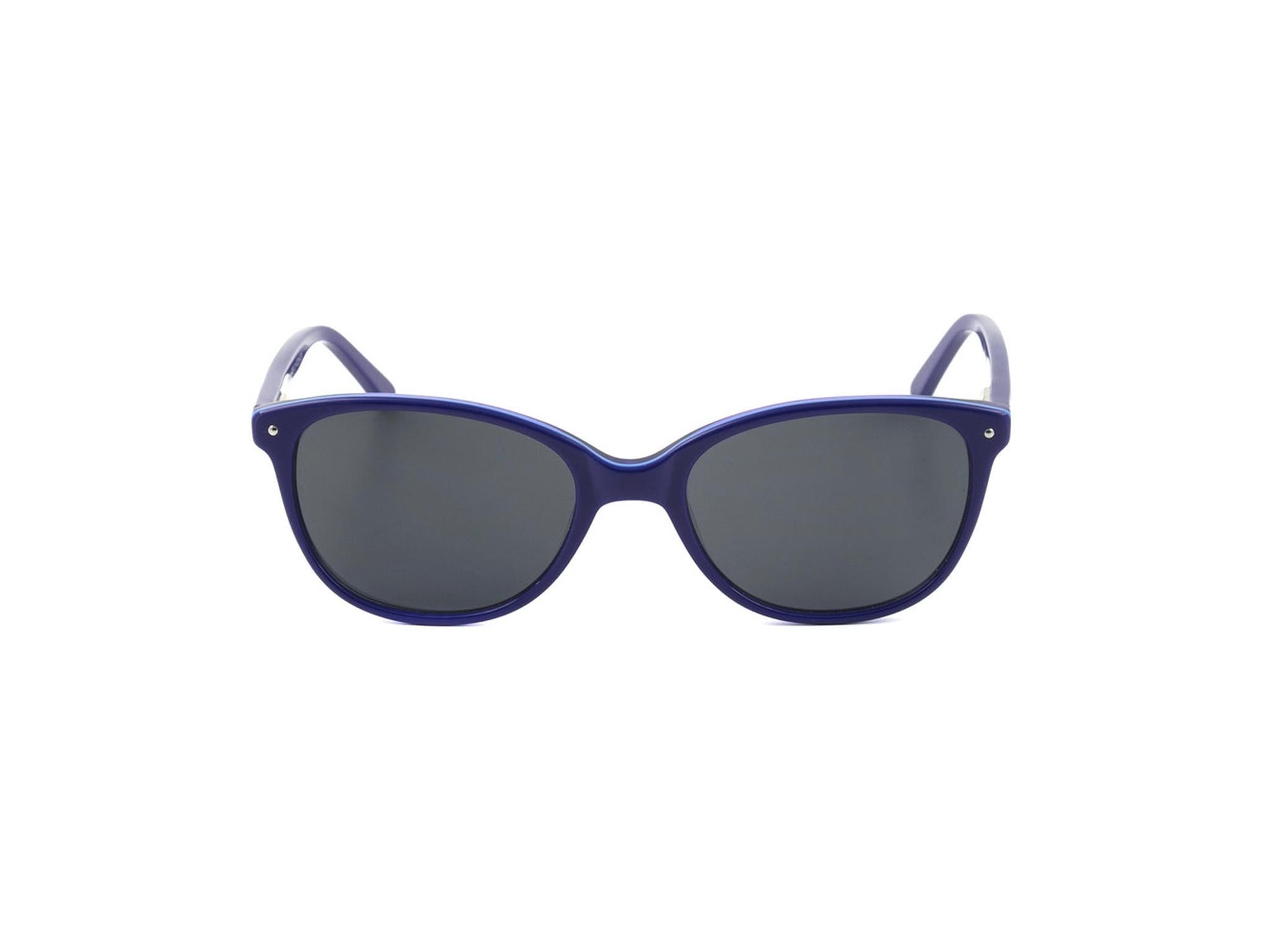 Children//infant Chicco Sunglasses 100/% UV Polarized Shiny Blue Matching Case 0M+