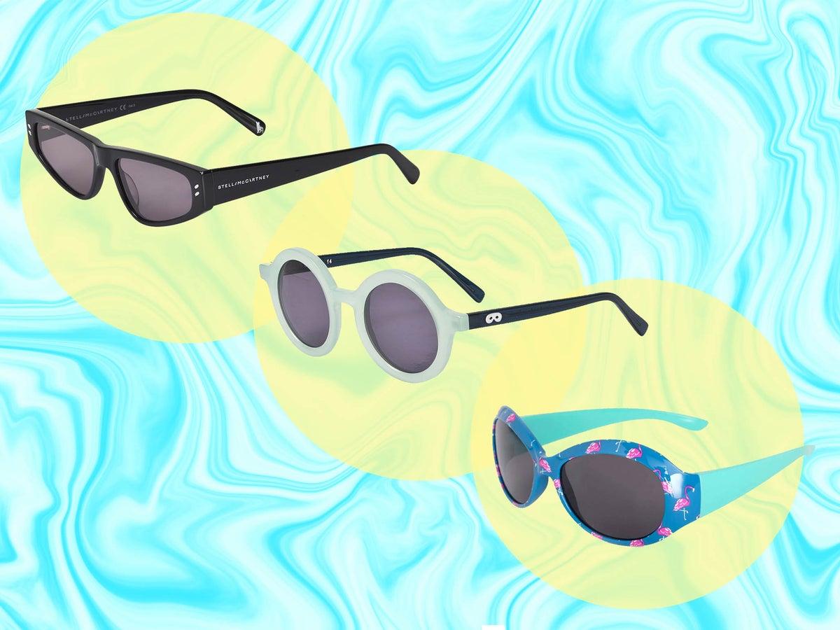 Fashion Eye-wears For Children Kids Sunglasses Safety Sun Glasses Summer Shades