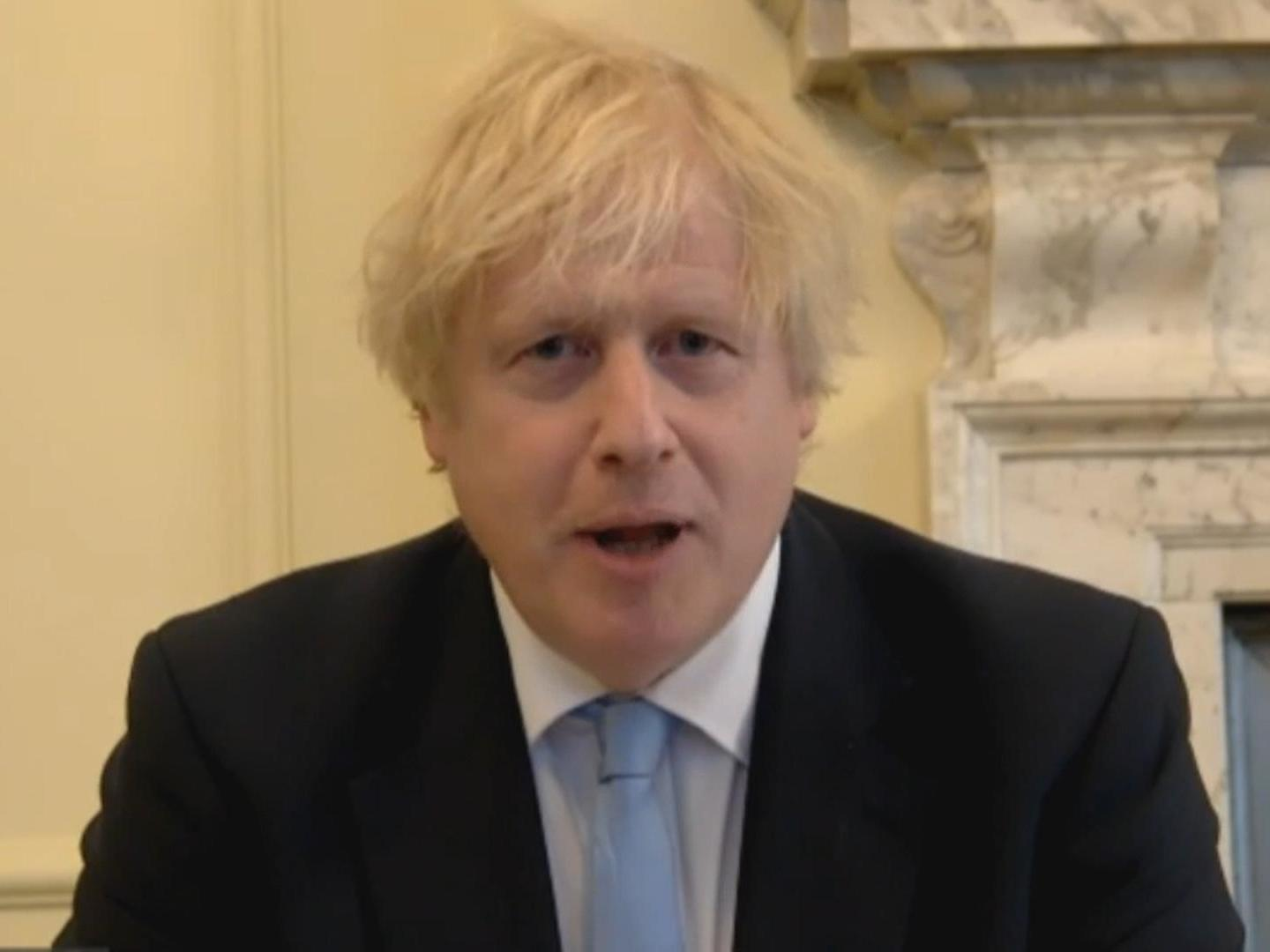 'A brutal reality': Boris Johnson admits UK did not learn lessons of Sars or Mers thumbnail