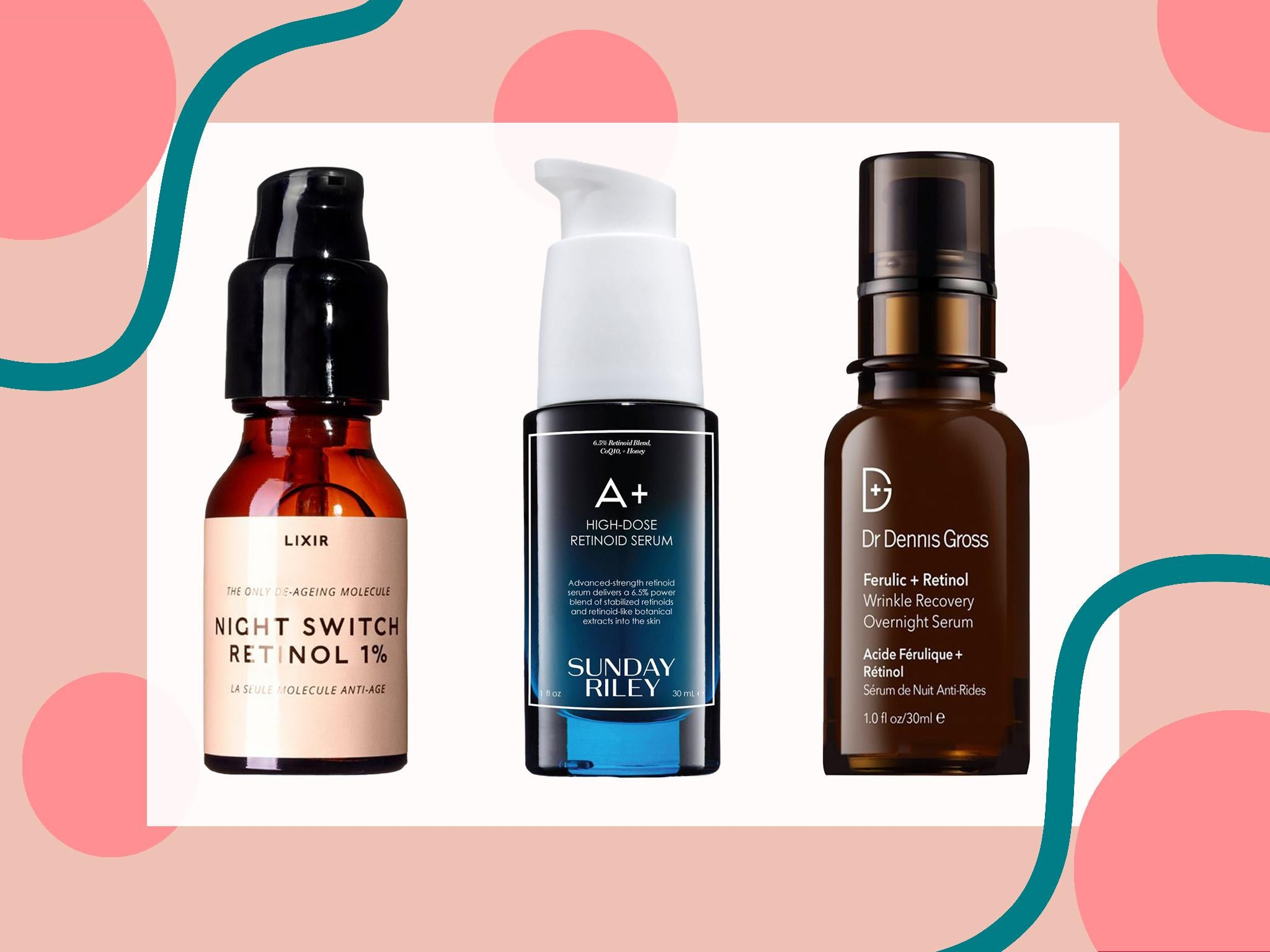 Best Retinol 2020 Creams Serums And Moisturisers Independent