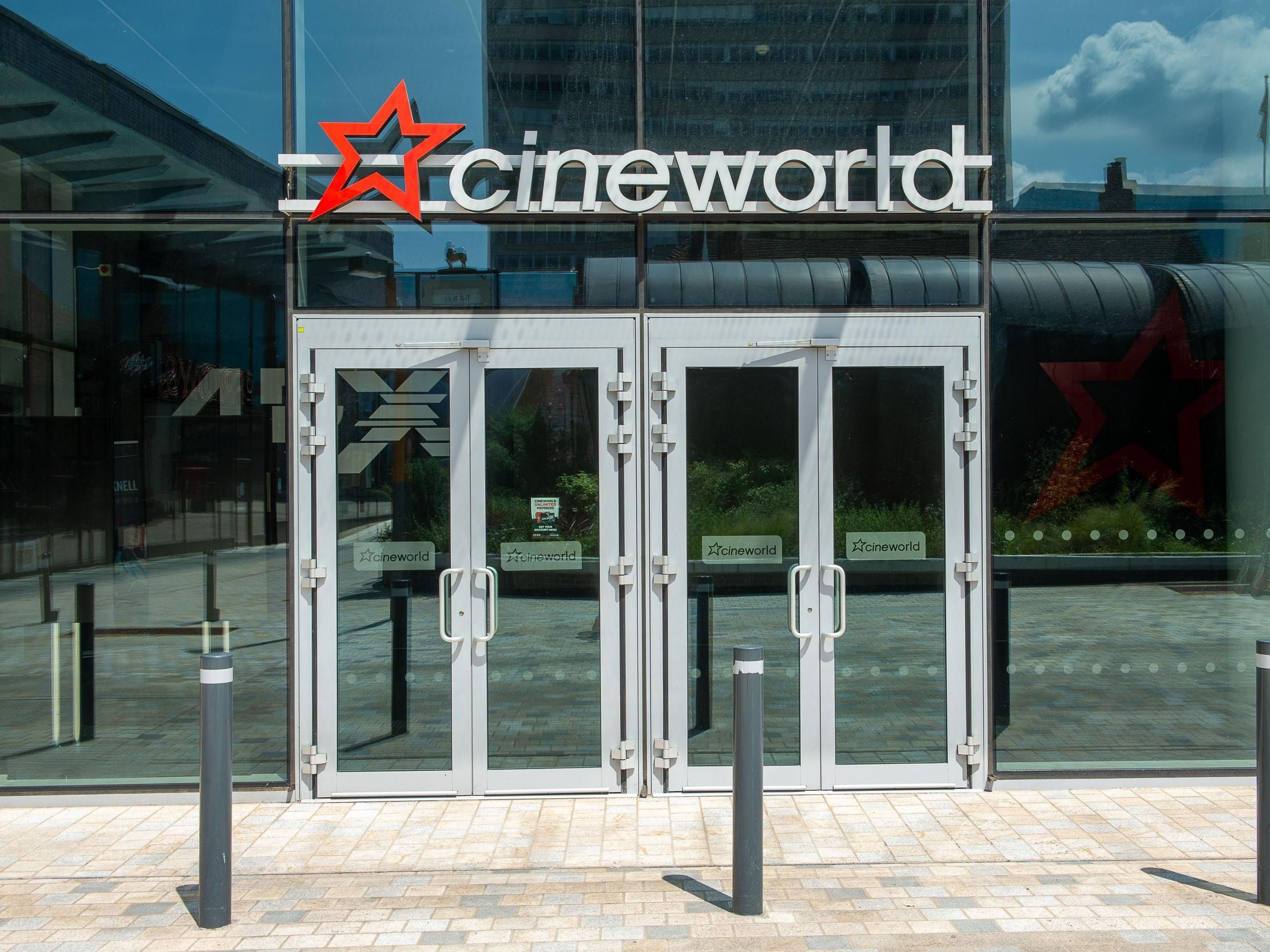 Cineworld is planning on reopening all UK cinemas in July