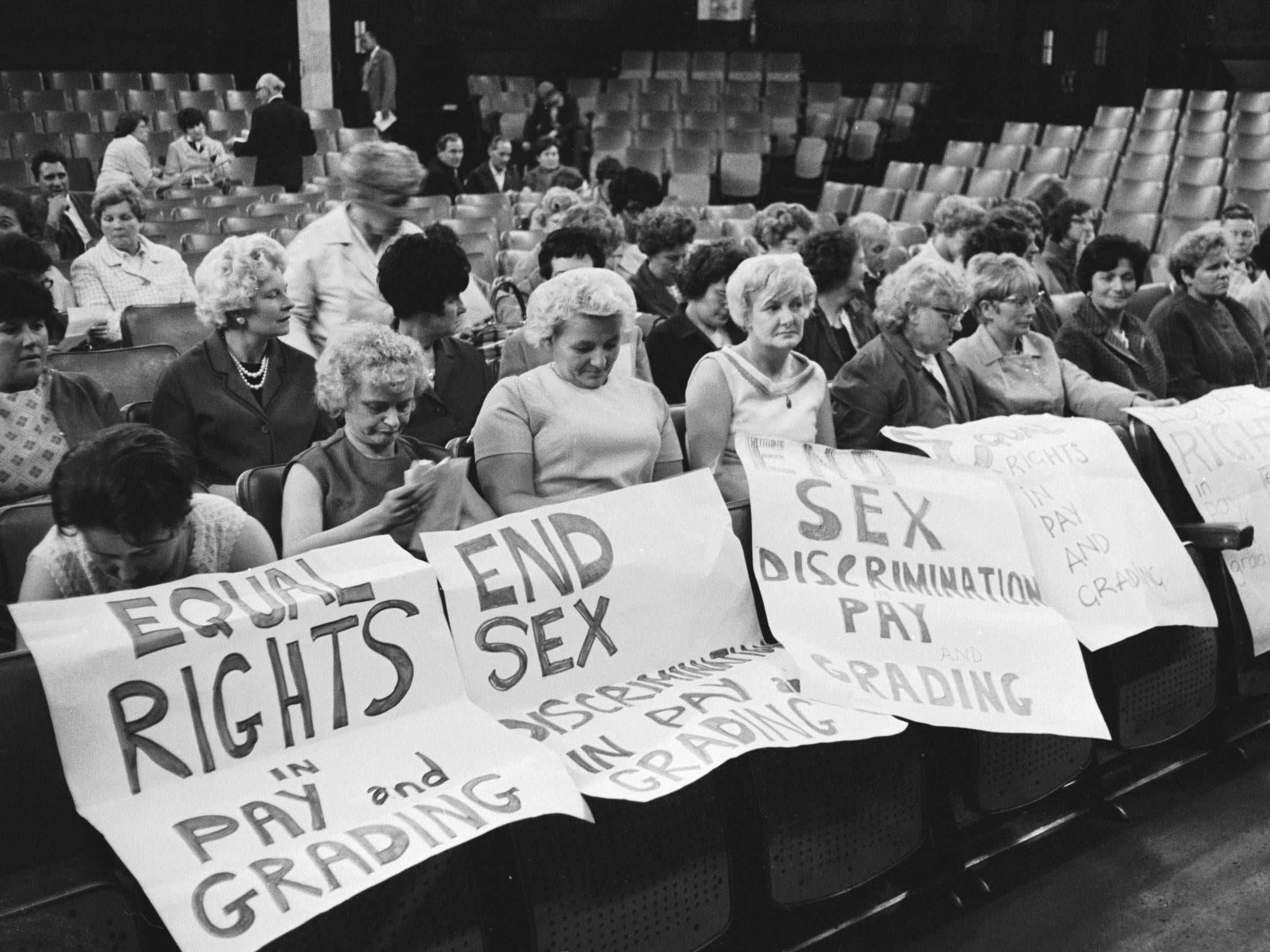 How a women's strike at a factory in Dagenham led to the Equal Pay Act